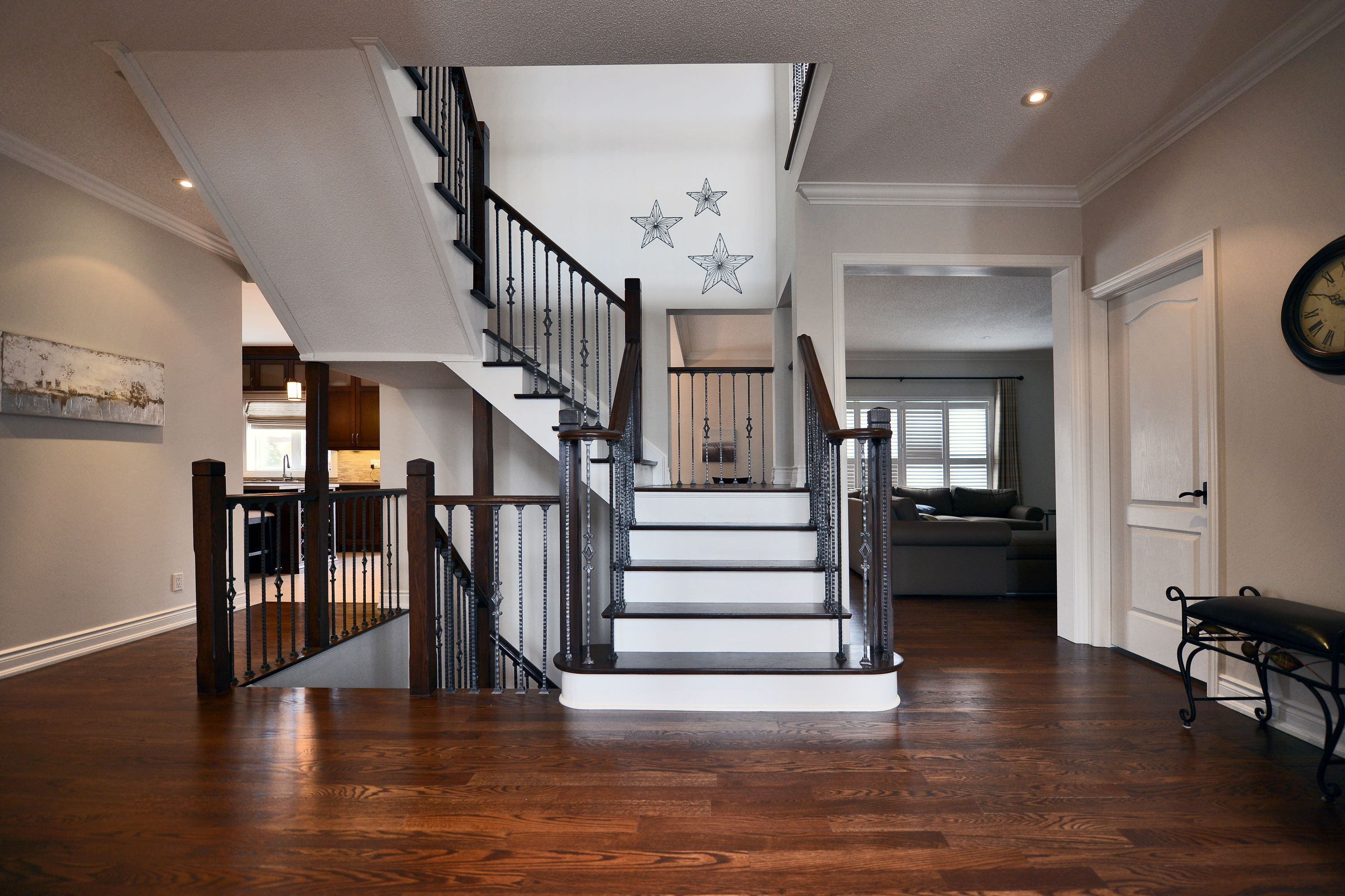 cheap hardwood flooring gta of pin by design spec building group ltd on stairs and railings home with regard to gta railings restoration toronto stairs refurbishment stairways ladder staircases