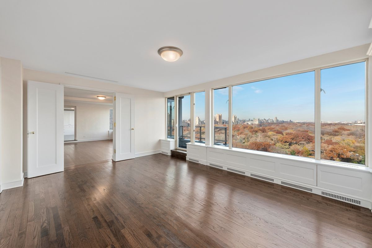 cheap hardwood flooring seattle of lady gagas former central park penthouse is now a 33k month rental for courtesy essential new york real estate