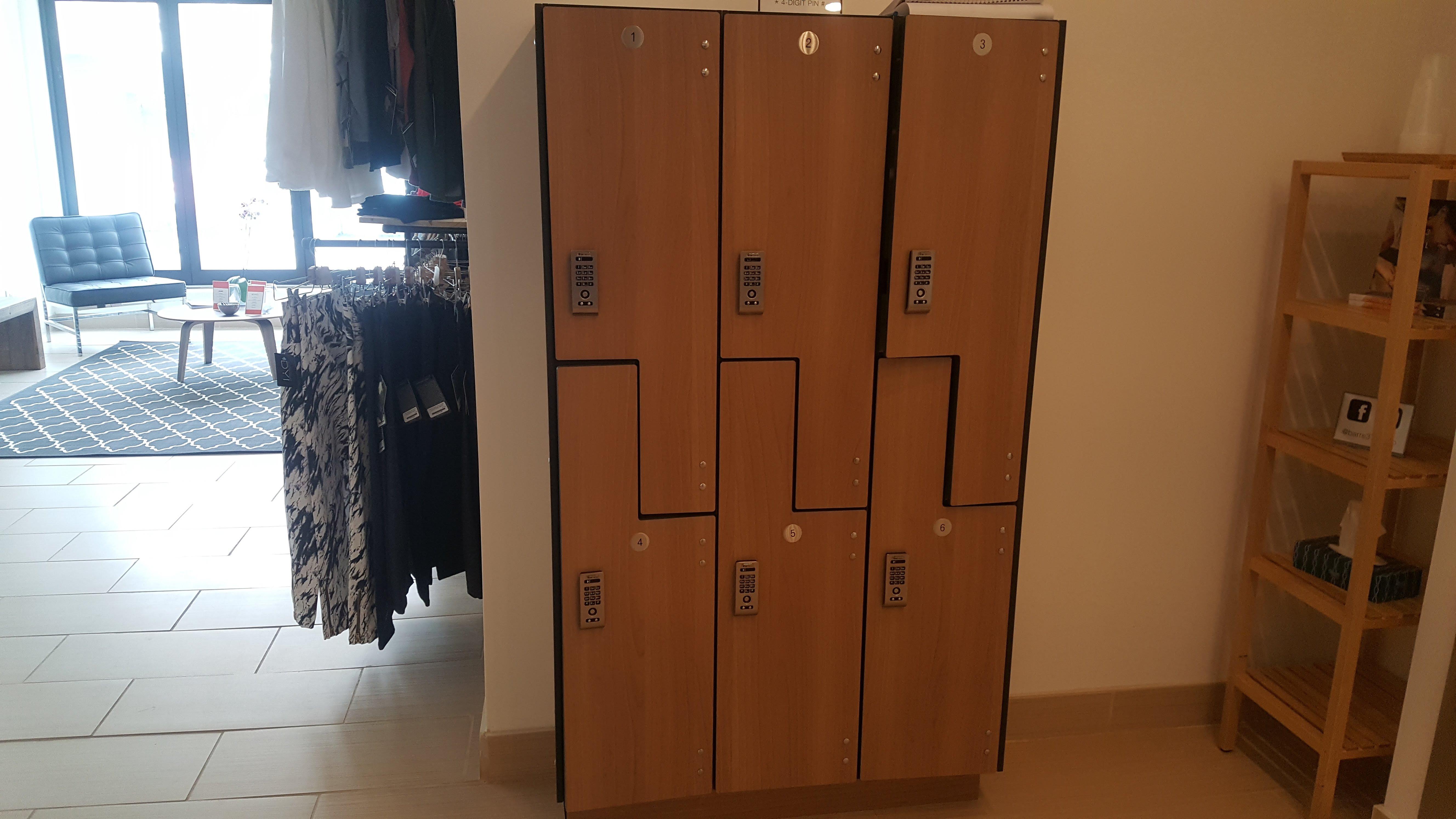 cheap hardwood flooring toronto of aesthetic lockers for barre studio leslieville toronto in project barre3 torontos new leslieville studio