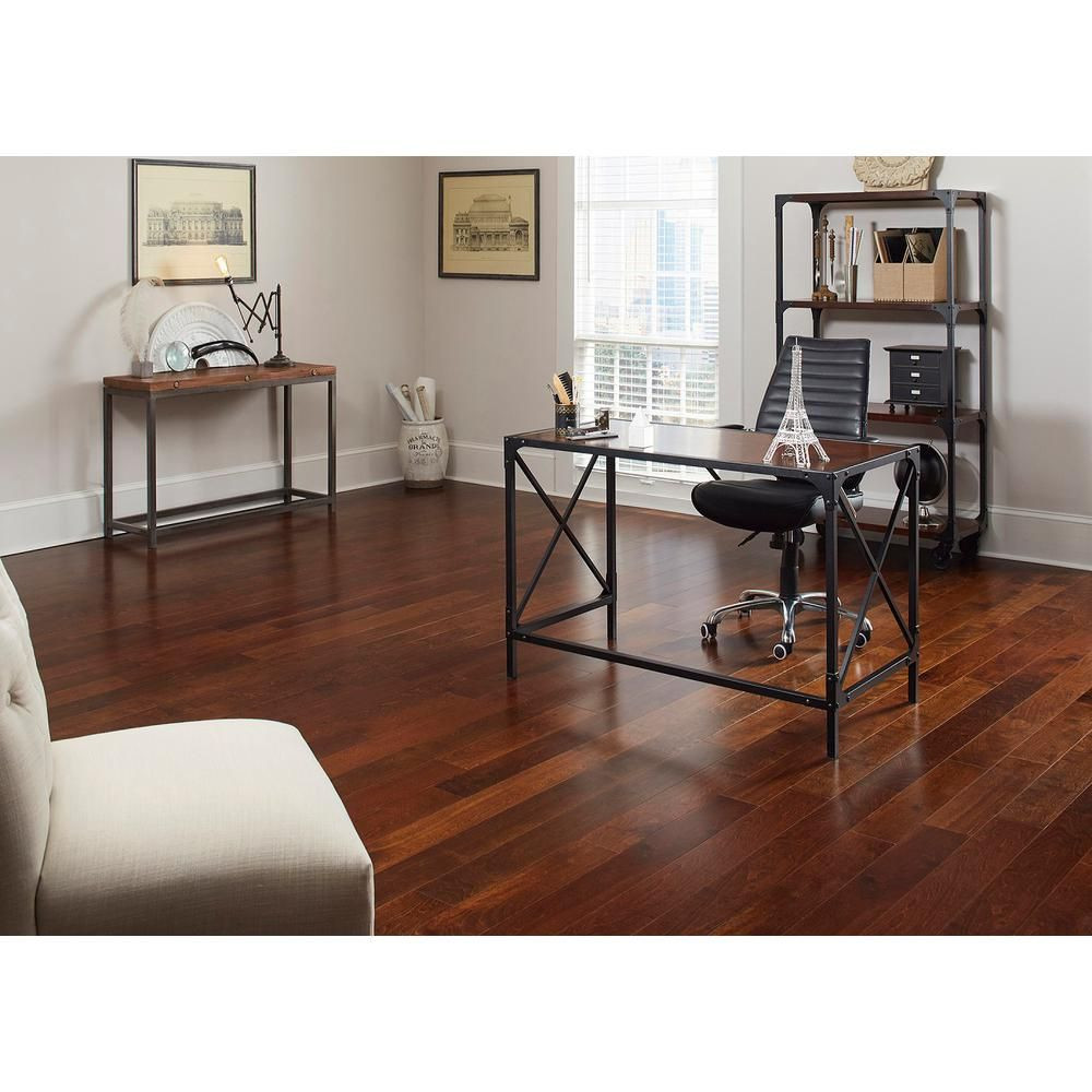 click hardwood flooring home depot of home legend antique birch 3 8 in thick x 5 in wide x varying intended for home legend antique birch 3 8 in thick x 5 in wide x varying length click lock hardwood flooring 19 686 sq ft case hl189h the home depot