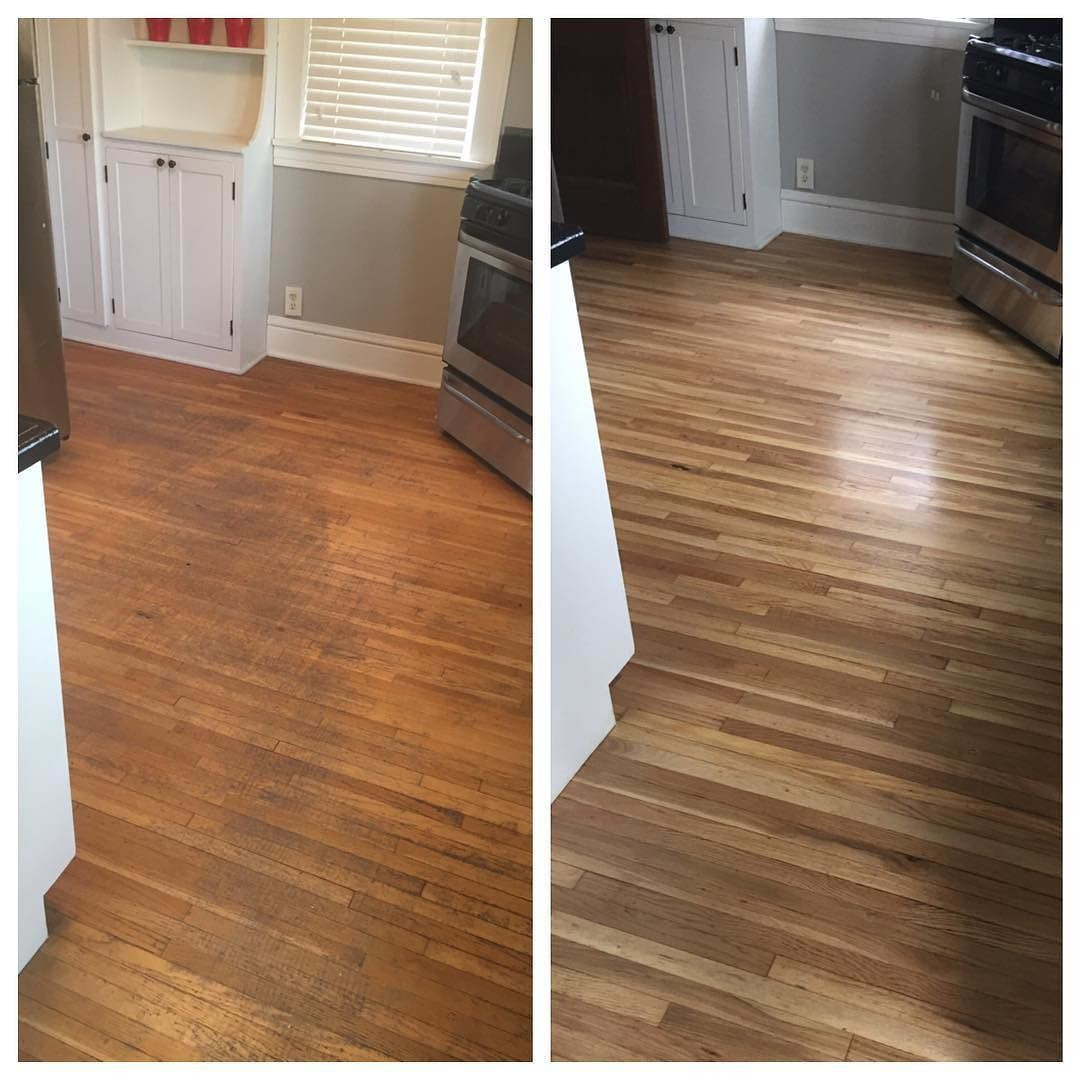 Cost Of Hardwood Floor Refinishing