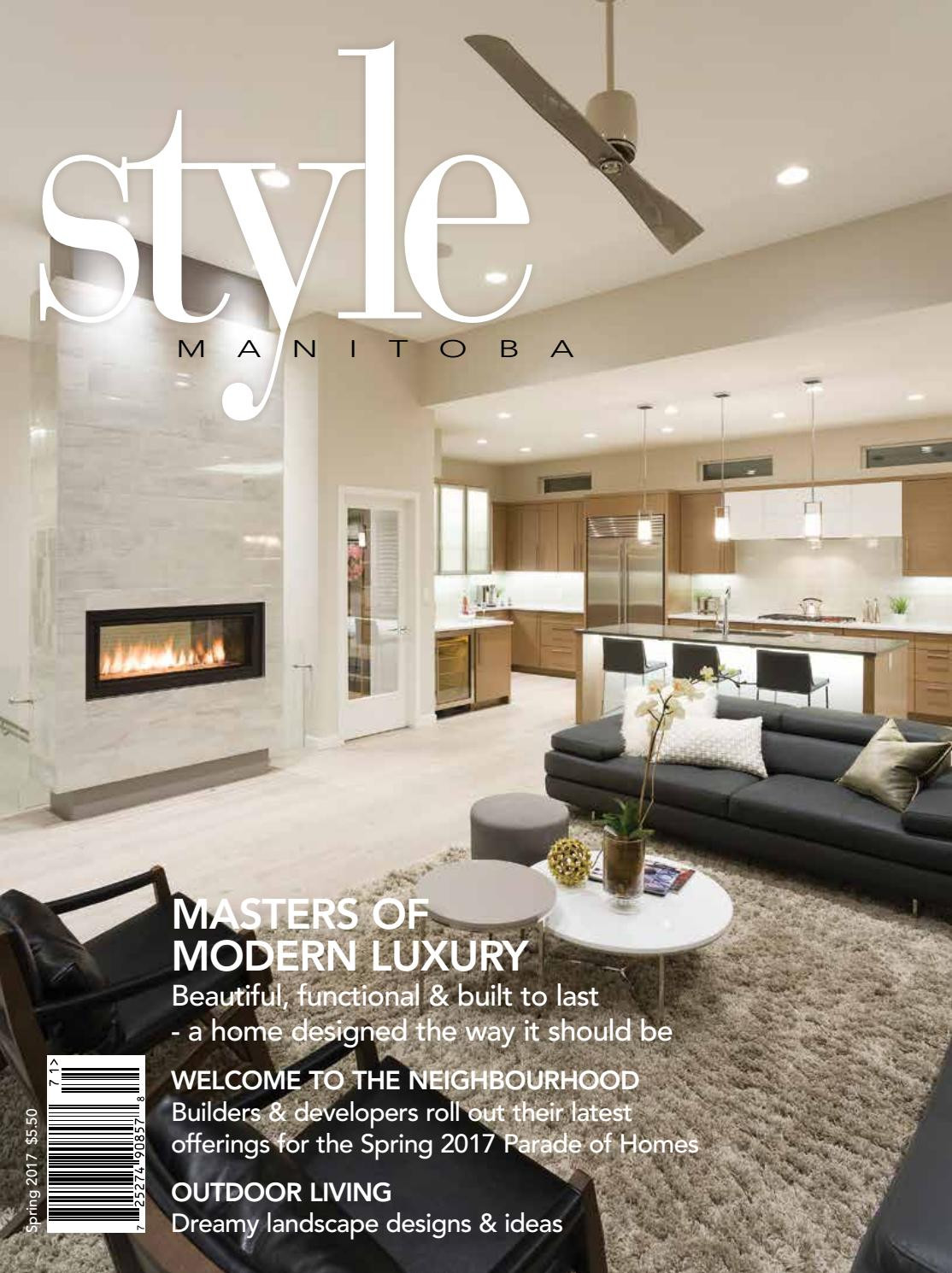 cost of refinishing hardwood floors winnipeg of style manitoba spring 2017 by style manitoba issuu pertaining to page 1