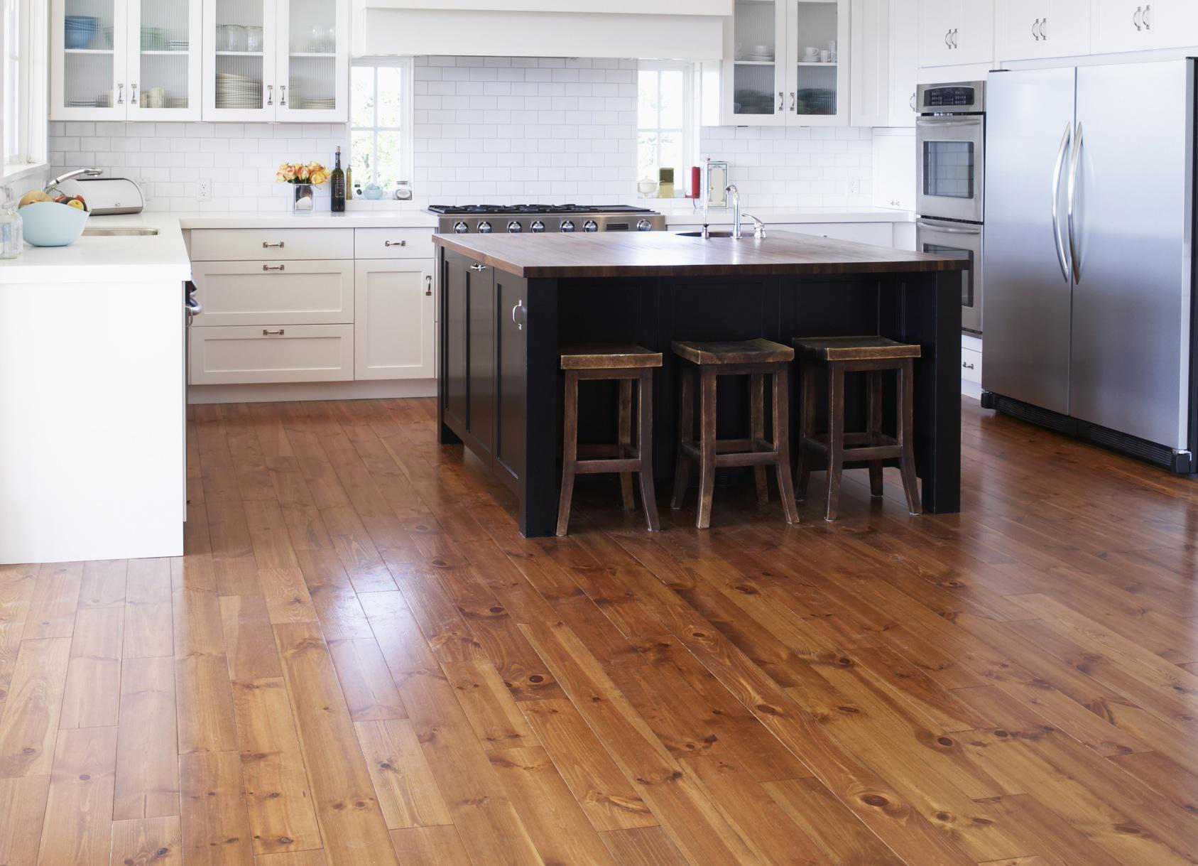 cost to refinish hardwood floors in california of 4 good and inexpensive kitchen flooring options intended for 76038047 56a2fd855f9b58b7d0d000e4