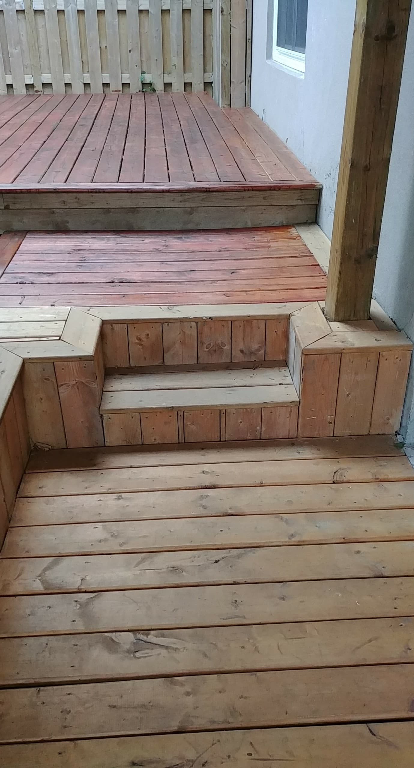 cost to refinish hardwood floors michigan of deck stripping removing an old deck stain best deck stain pertaining to received 10160484697775231