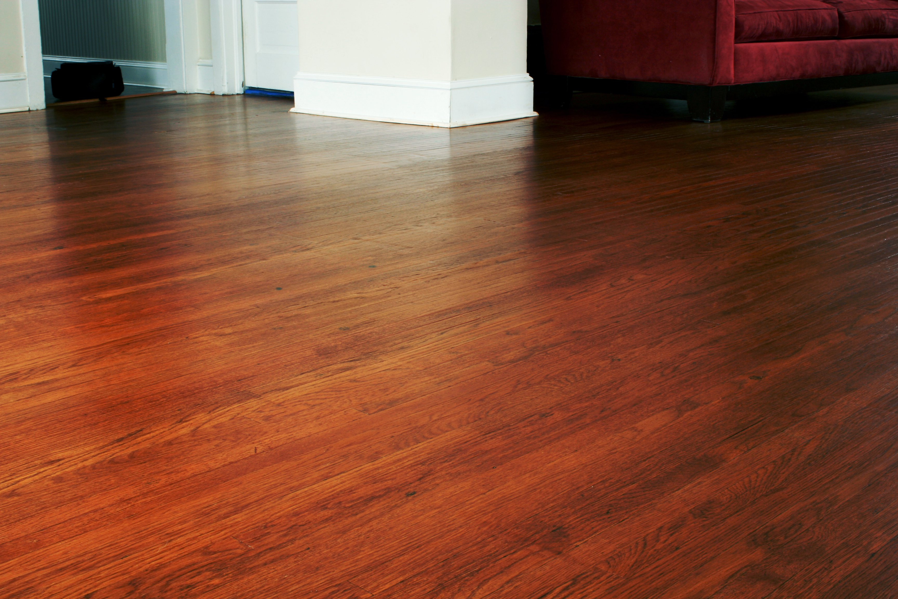 cost to refinish hardwood floors of how much to refinish wood floors adventures in staining my red oak throughout how much to refinish wood floors how to diagnose and repair sloping floors homeadvisor