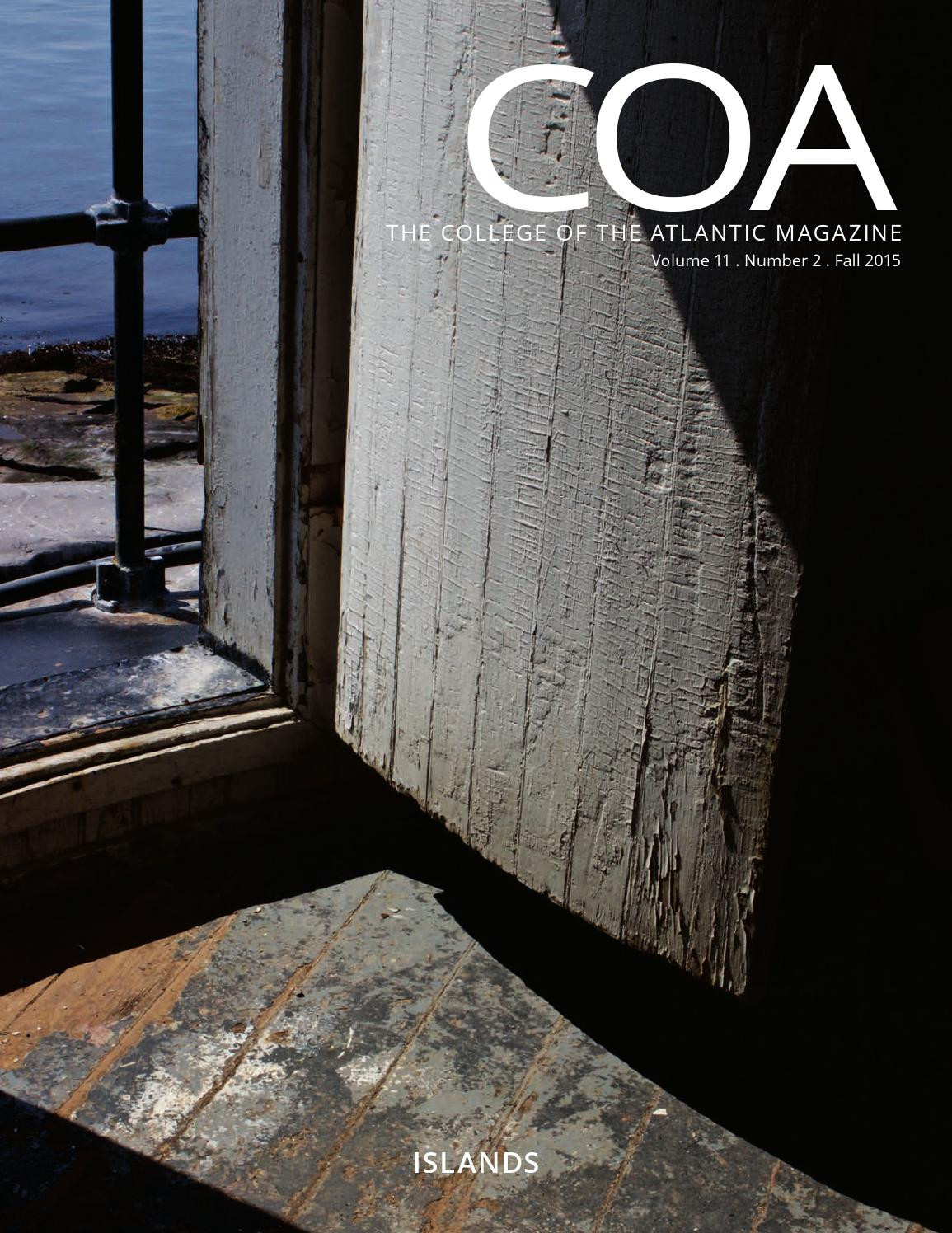 dan higgins hardwood floors of coa magazine fall 2015 by college of the atlantic issuu with regard to page 1