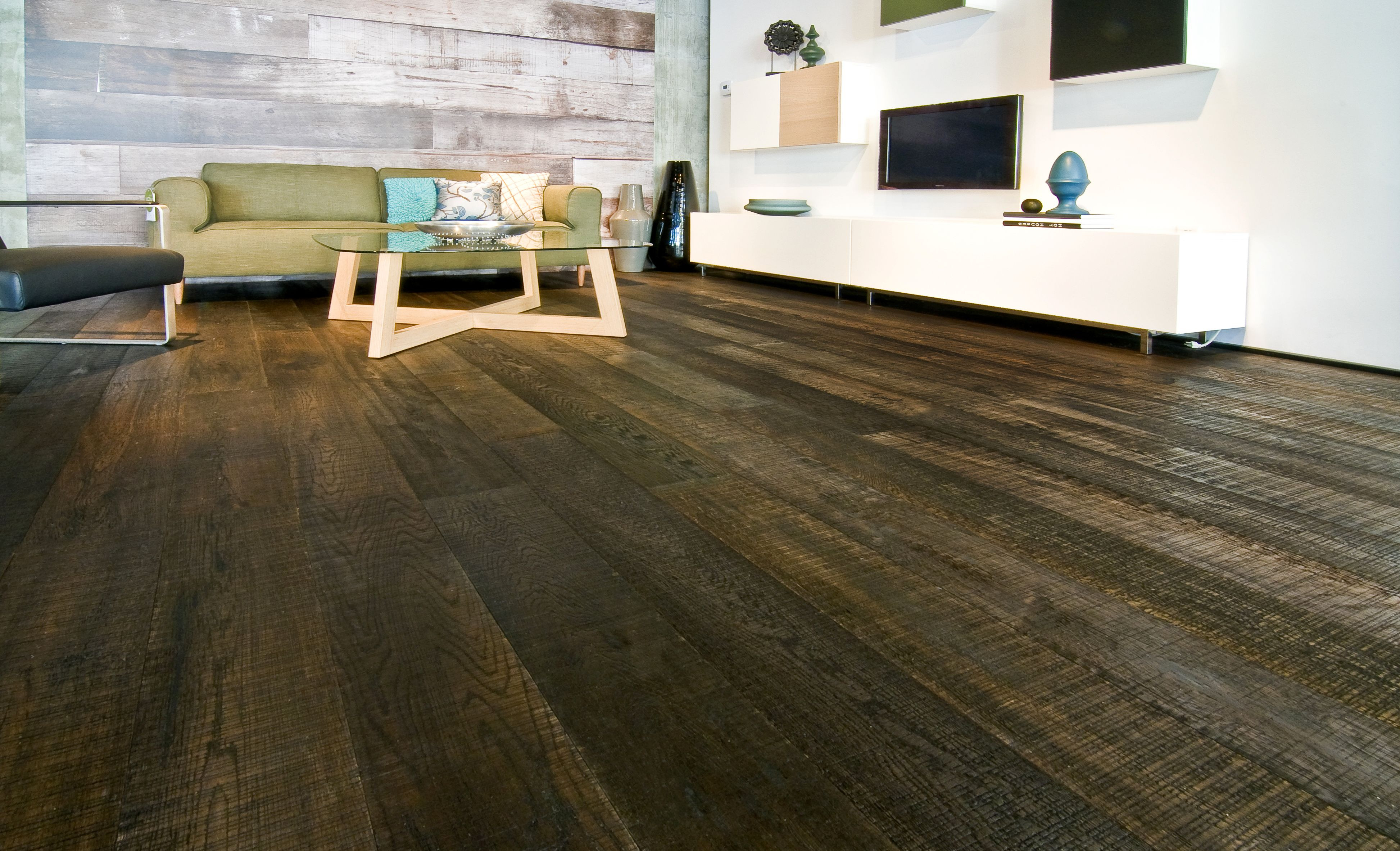 dark engineered hardwood flooring of duchateau fine sawn ebony hardwood flooring get the rustic look of intended for duchateau fine sawn ebony hardwood flooring get the rustic look of genuine solid hardwood flooring in deep dark ebony to create the perfect contemporary
