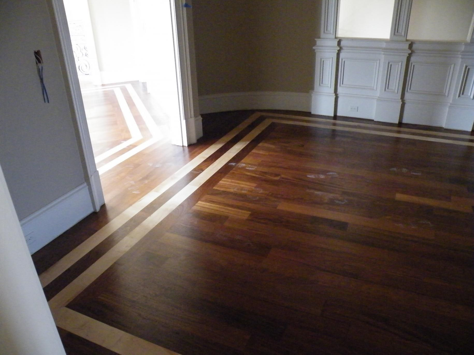 Dark Hardwood Floors Cost Of Wood Floor Borders Hardwood Floor Inlay Flooring Contractor for Wood Floor Borders Hardwood Floor Inlay Flooring Contractor Talk