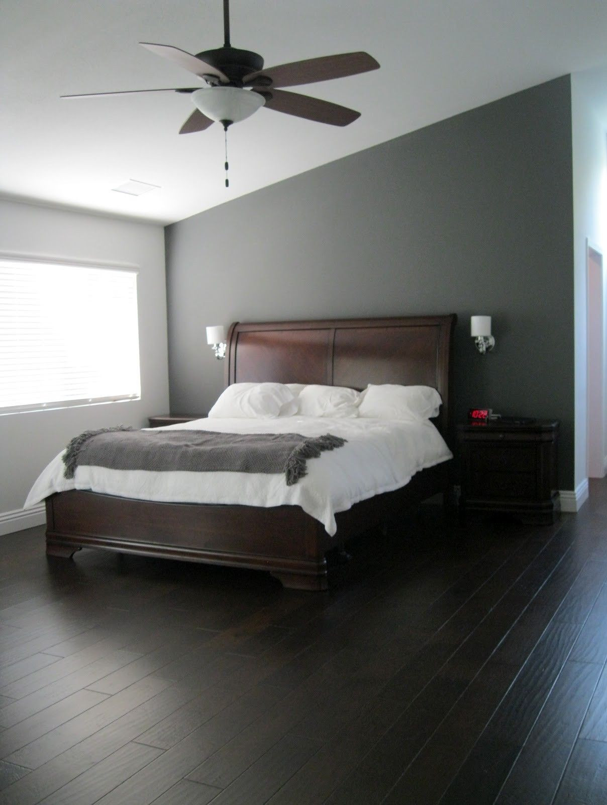 10 Unique Dark Hardwood Floors Gray Walls Unique Flooring Ideas
