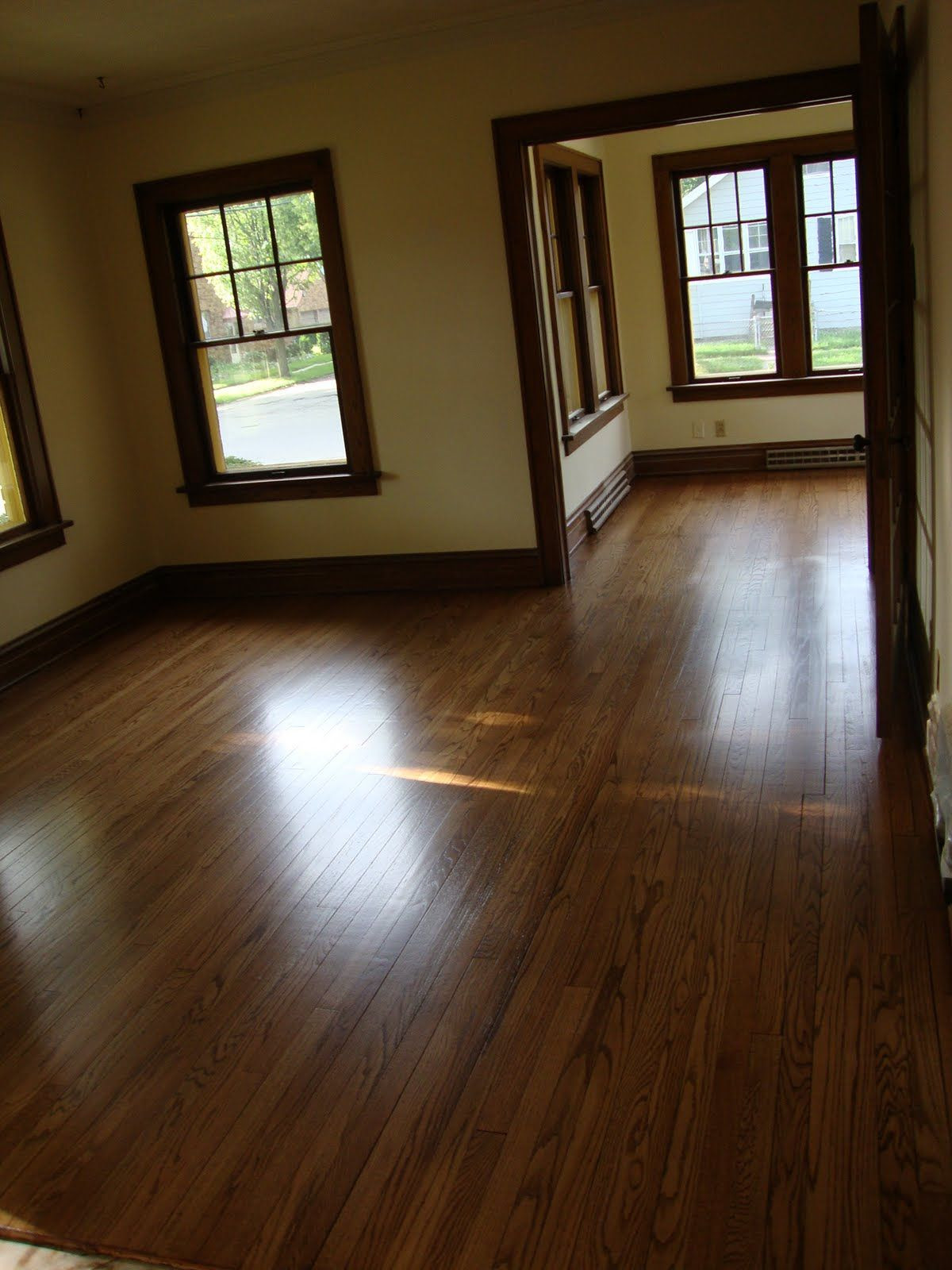 Dark Hardwood Floors with Dark Furniture Of Grey Walls Dark Wood Floors Dark Wood Trim with Hardwood Floors and Pertaining to Grey Walls Dark Wood Floors Dark Wood Trim with Hardwood Floors and Lighter Not Sterile White