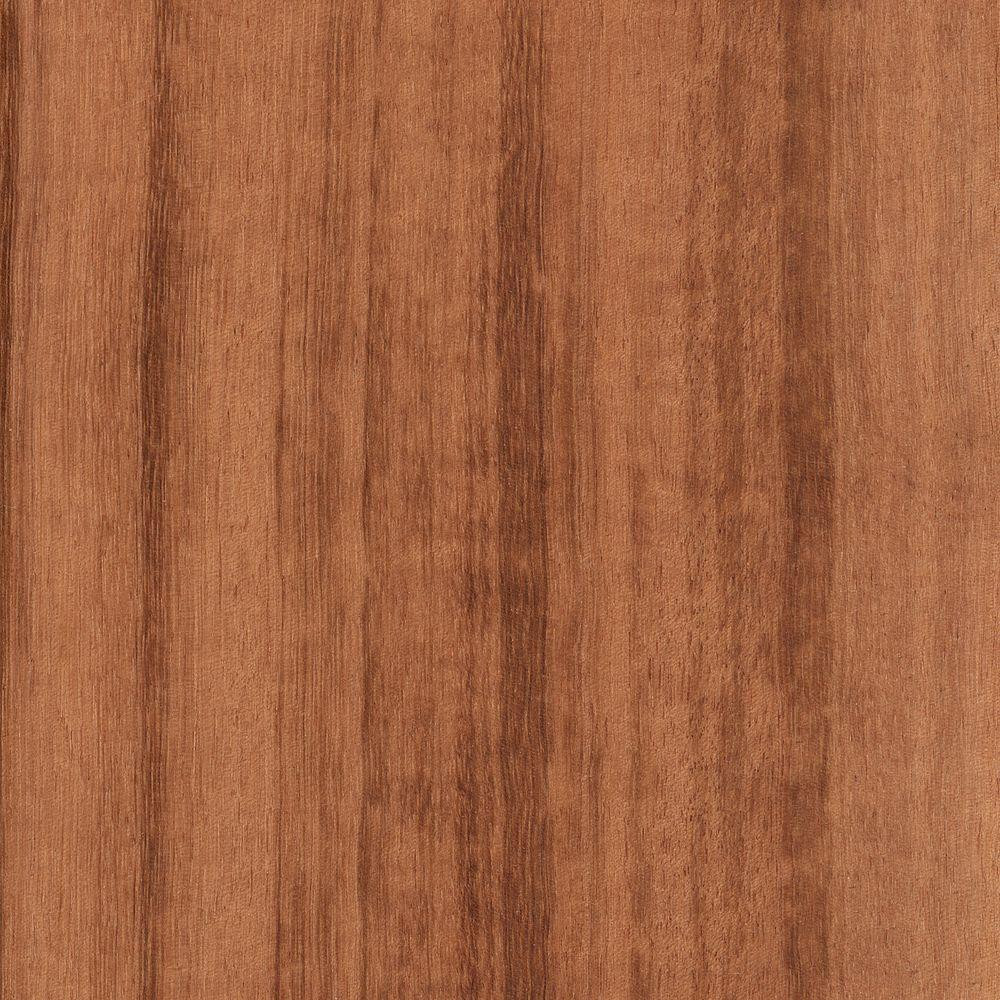 Dark Mahogany Hardwood Flooring Of Home Legend Brazilian Walnut Gala 3 8 In T X 5 In W X Varying for Home Legend Brazilian Walnut Gala 3 8 In T X 5 In W X Varying Length Click Lock Exotic Hardwood Flooring 26 25 Sq Ft Case Hl193h the Home Depot