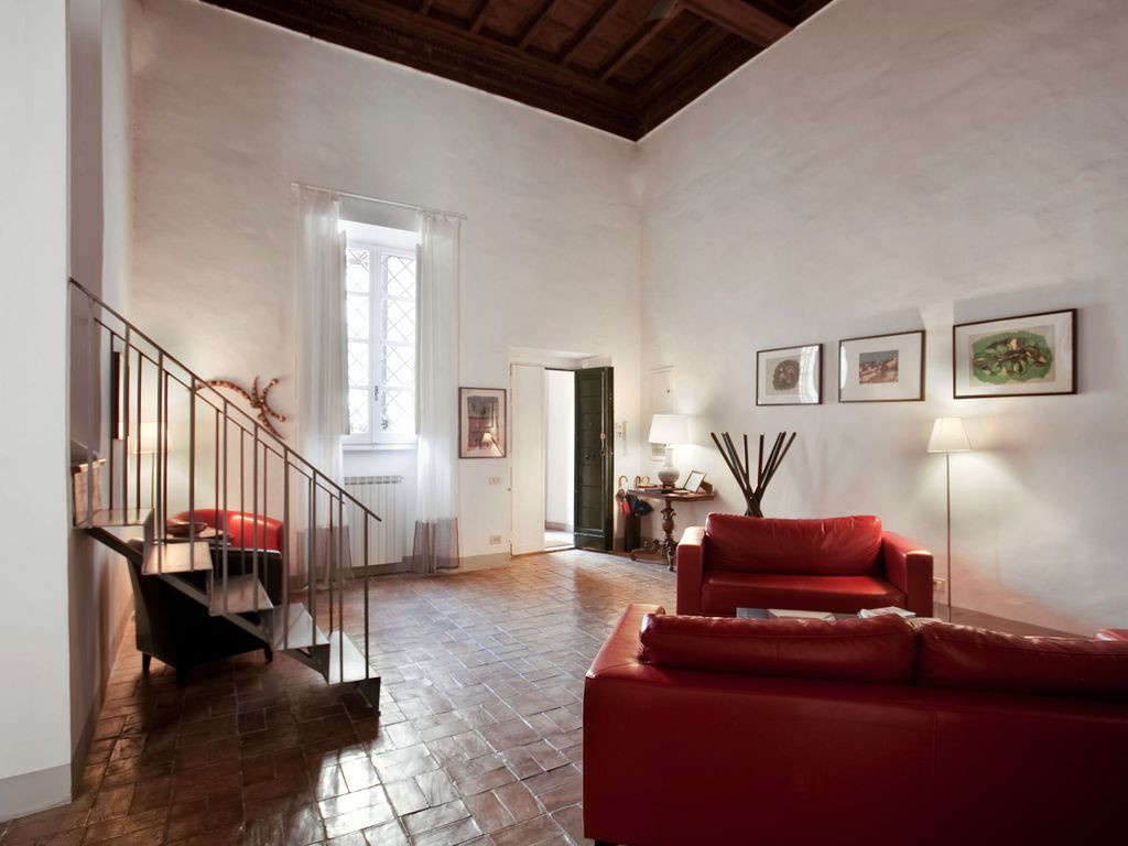different color hardwood floors upstairs downstairs of a large apartment at 1 minute walk from nav homeaway inside a large apartment at 1 minute walk from navona square in the heart of rome