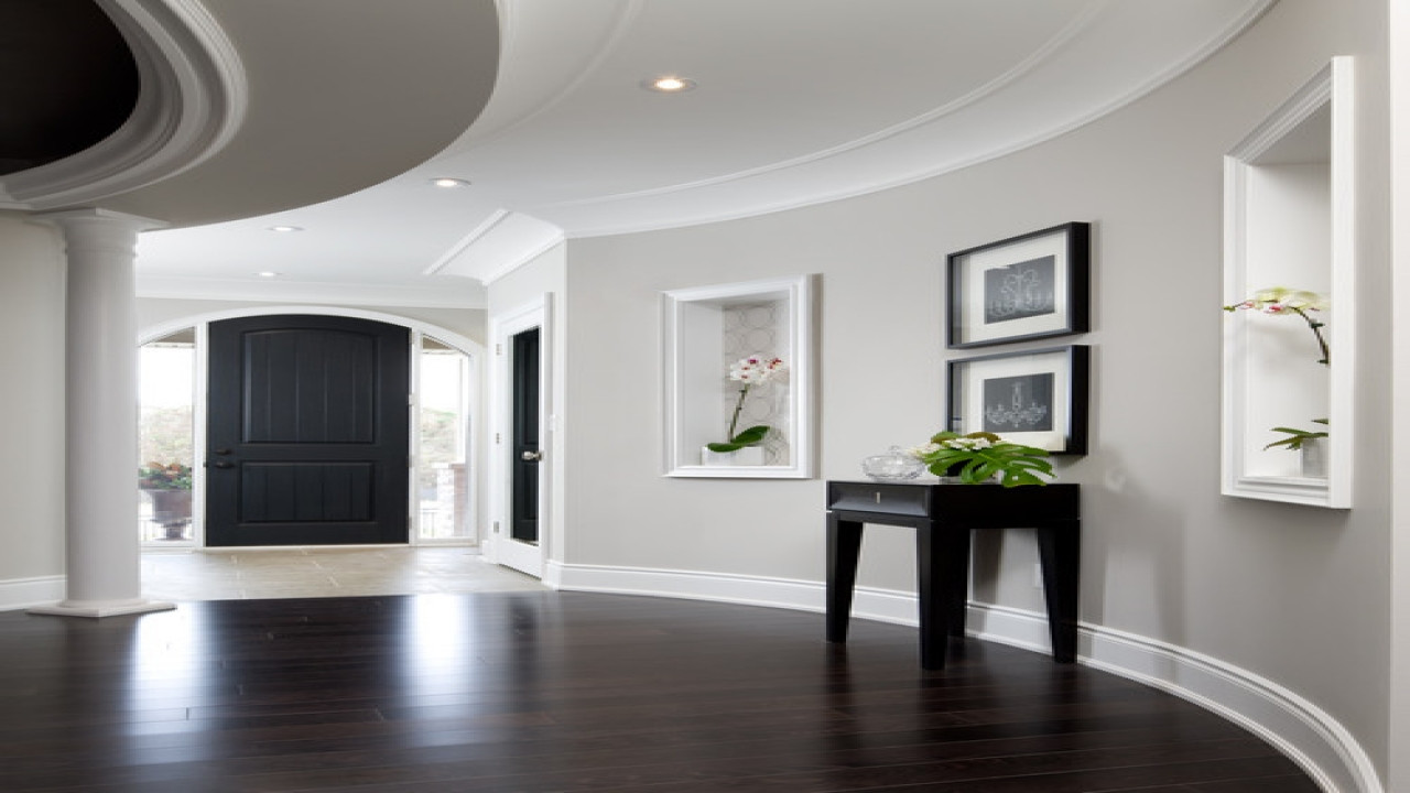 Different Colored Hardwood Floors Same House Of Dark Hardwood Flooring Grey Walls Selfpub Me Intended for Grey Walls with Dark Hardwood Floors Light Craluxlighting House Dark Floors Light Hardwood Flooring Grey Walls62