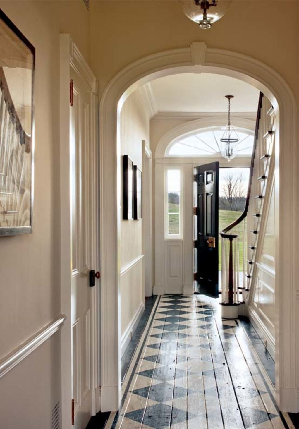 discount hardwood floors and molding of a new federal style farmhouse old house restoration products inside a new federal style farmhouse old house restoration products decorating