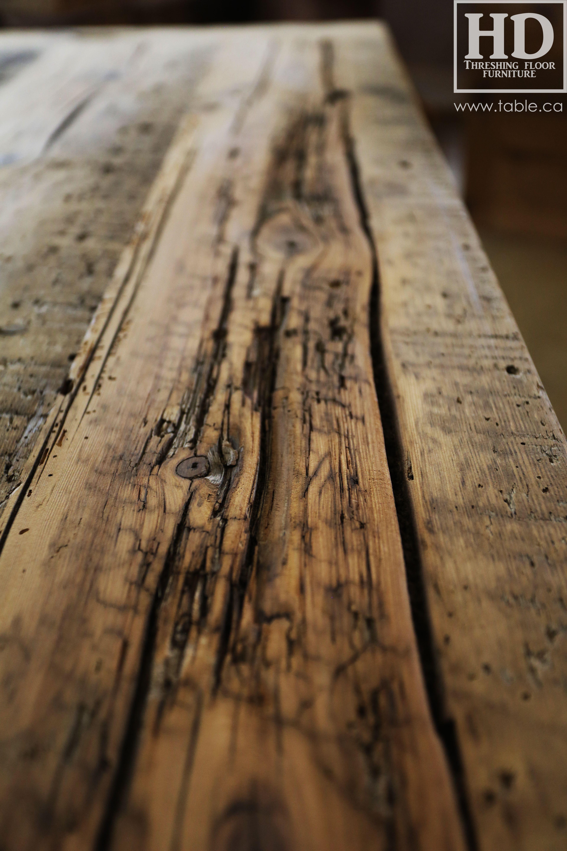 distressed hardwood flooring ontario of ontario reclaimed wood tables furniture hd threshing floor throughout ontario reclaimed wood tables furniture hd threshing floor furniture www hdthreshing com