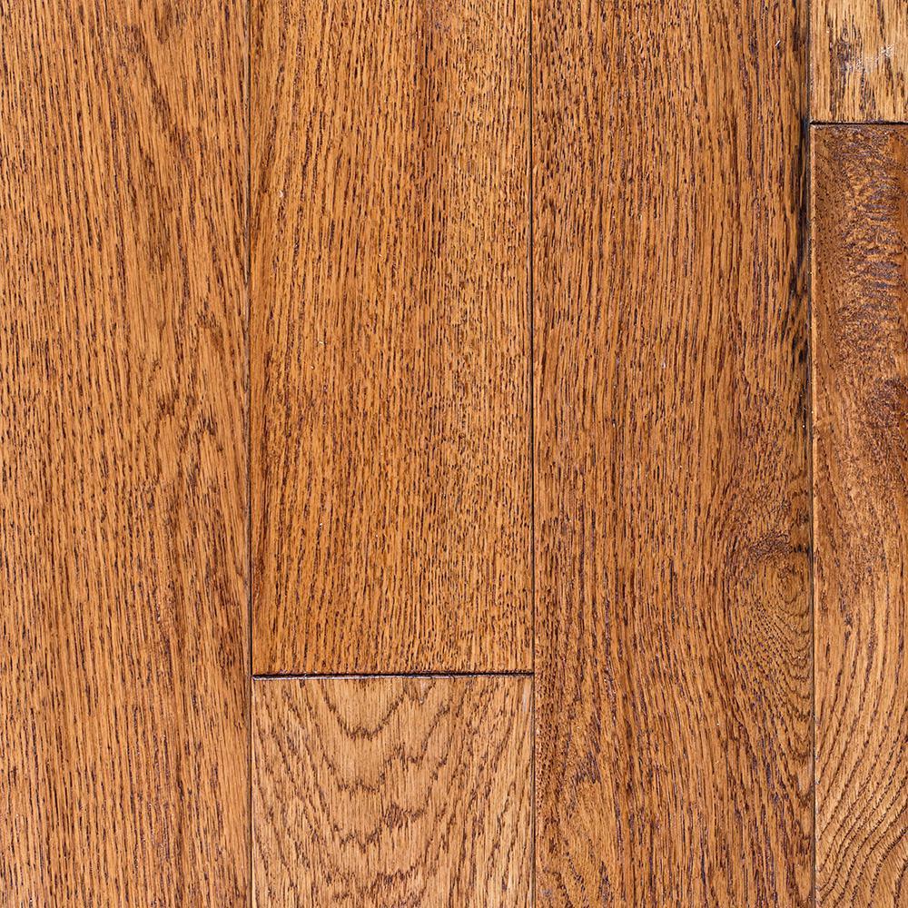 distressed hardwood flooring prices of red oak solid hardwood hardwood flooring the home depot intended for oak