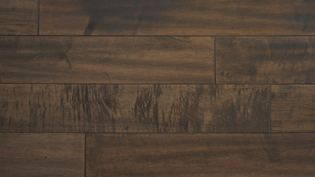 Divine Hardwood Flooring Calgary Of Hand Scraped Maple Hardwood Flooring In A Deep Stain Reminiscent In Hand Scraped Maple Hardwood Flooring In A Deep Stain Reminiscent Of Time Worn Floors