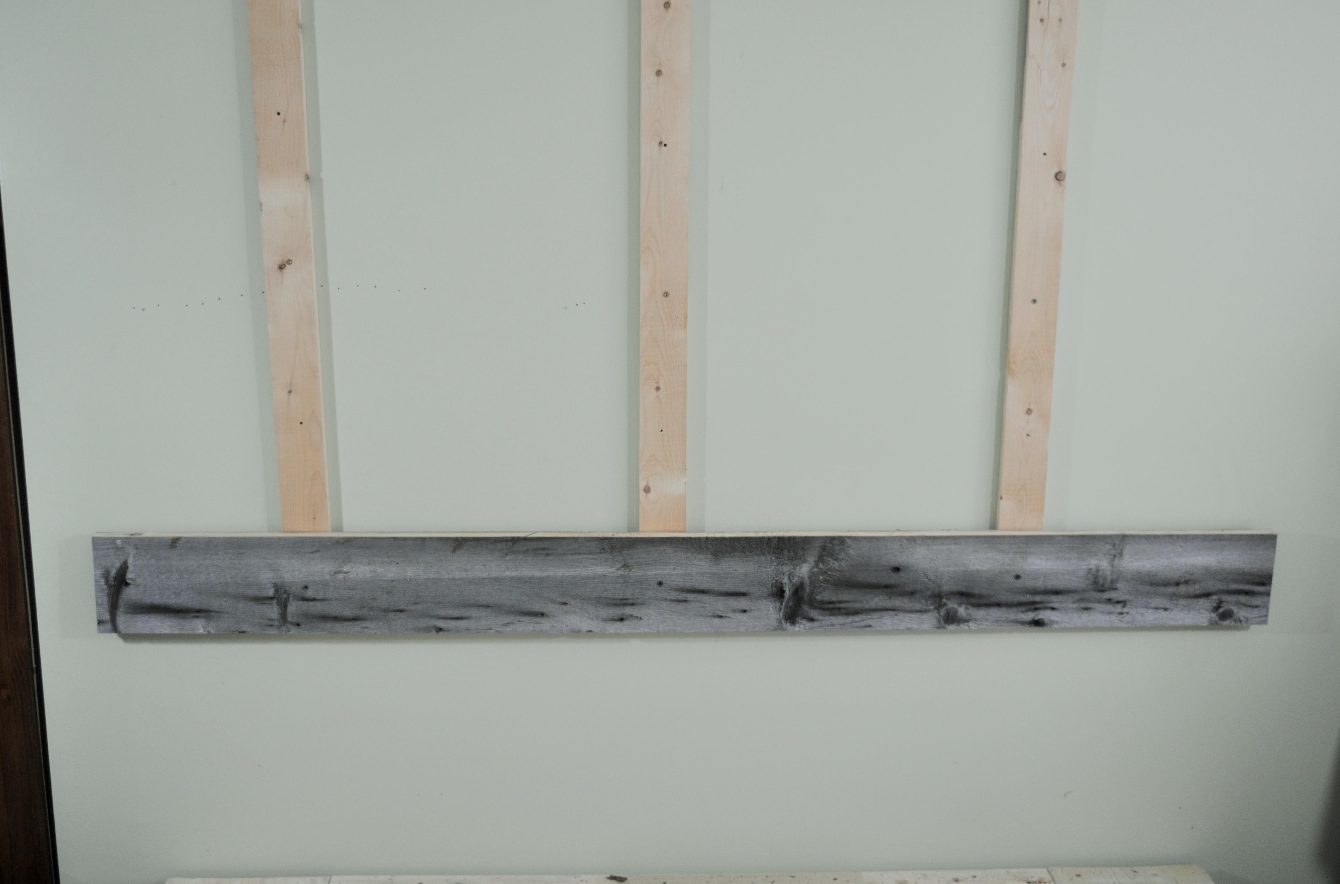diy hardwood flooring headboard of reclaimed wood headboard diy installation made from real barn wood pertaining to diy reclaimed wood headboard