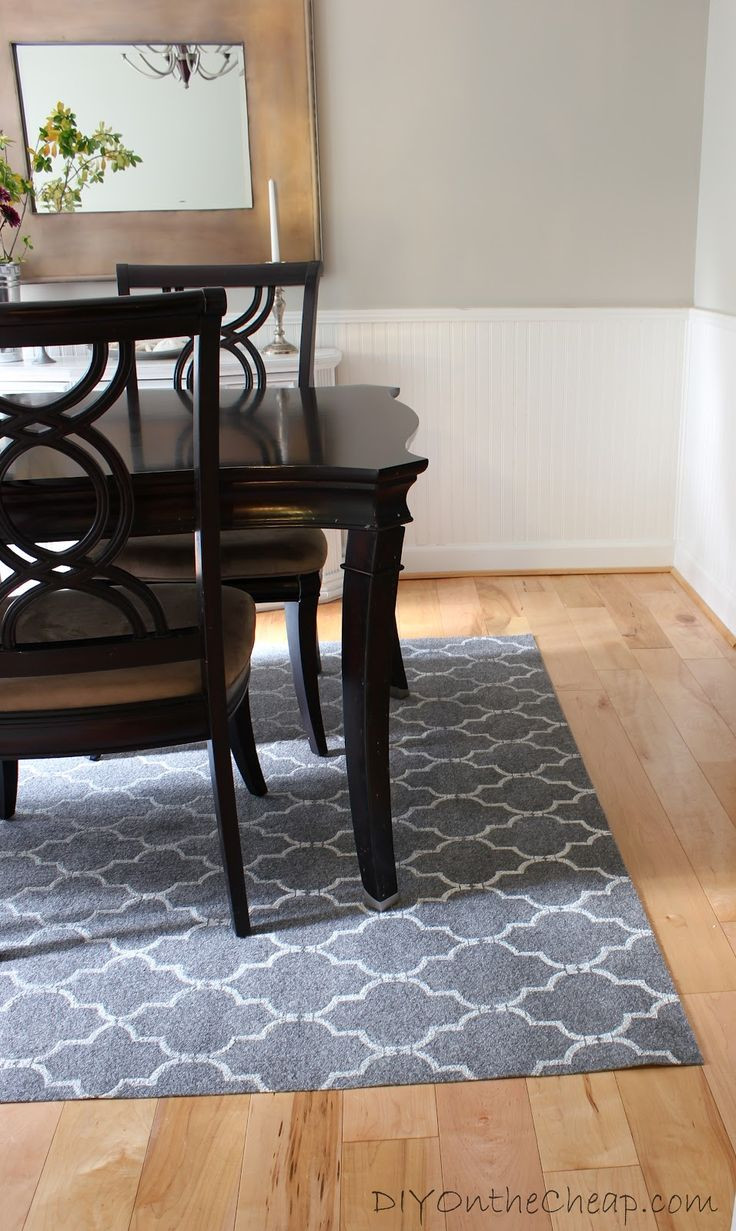dj hardwood flooring of 71 best decor floors rugs images on pinterest diy cheap with regard to how to stencil a rug on the cheap