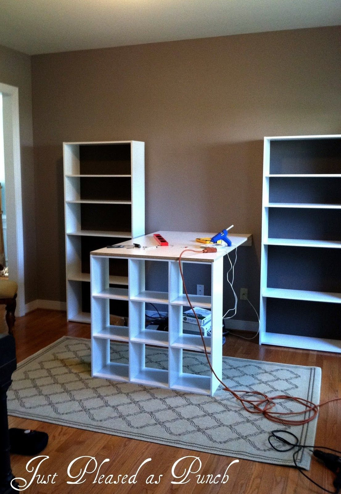 dj hardwood floors of craft room ideas on a budget just pleased as punch2 wanna make with craft room ideas on a budget just pleased as punch2