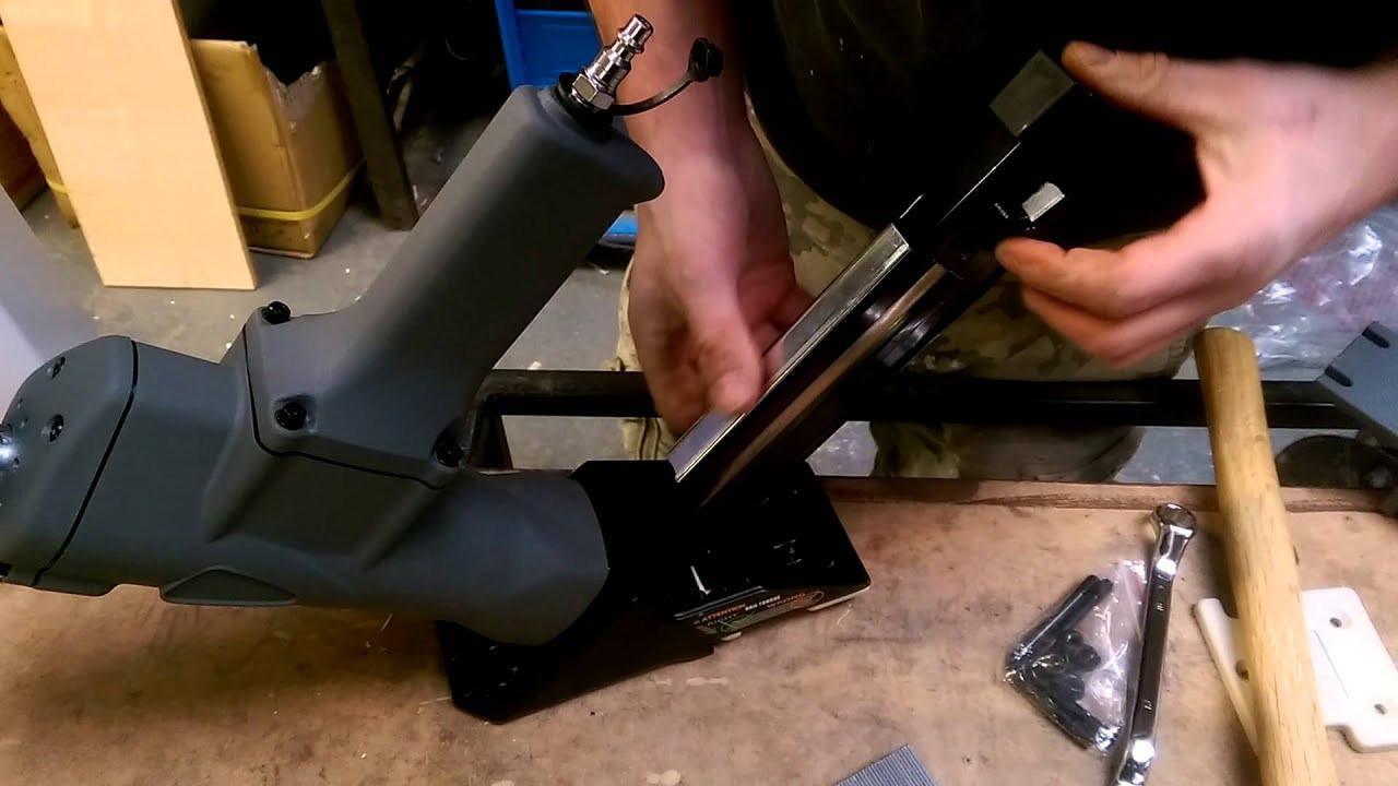 ebay hardwood floor nailer of floor nailer pneumatic nailer youtube inside floor nailer pneumatic nailer
