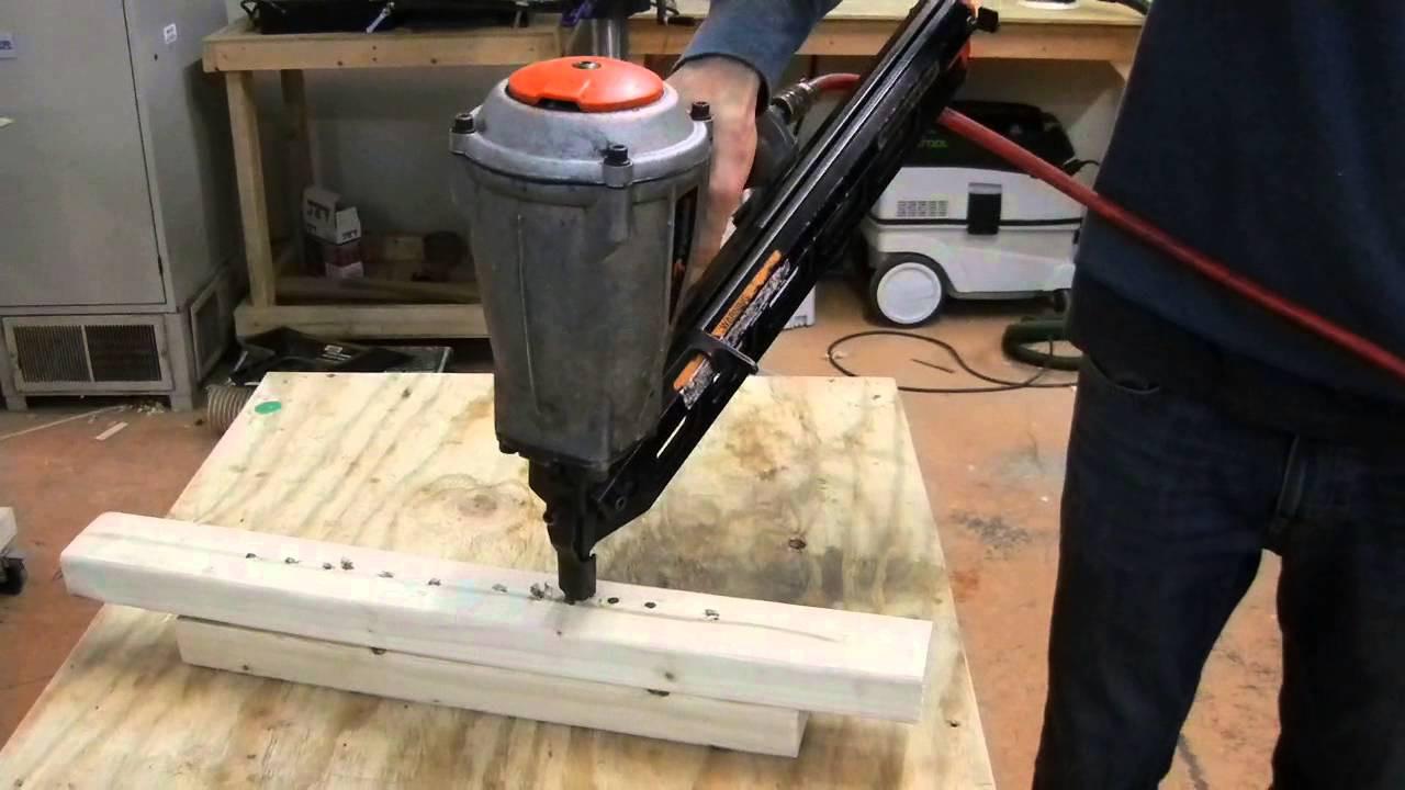 ebay hardwood floor nailer of paslode pneumatic framing nail gun for sale on ebay youtube regarding maxresdefault