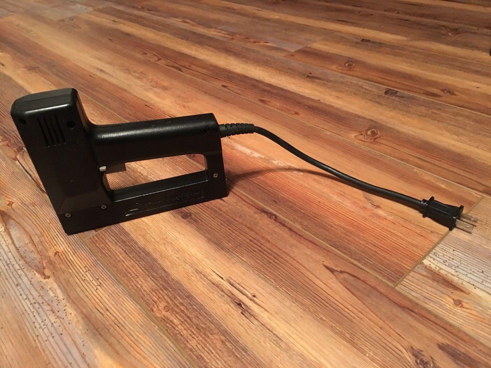 ebay hardwood floor nailer of swingline electric staplegun 34302 flush design for tight spots ebay with s l1600