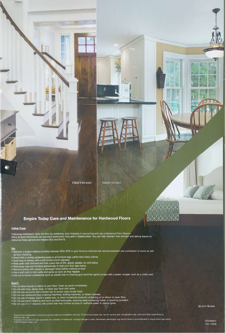 Empire Hardwood Floor Installation Cost Of Engineered Hardwood Floorscapers Intended for Were