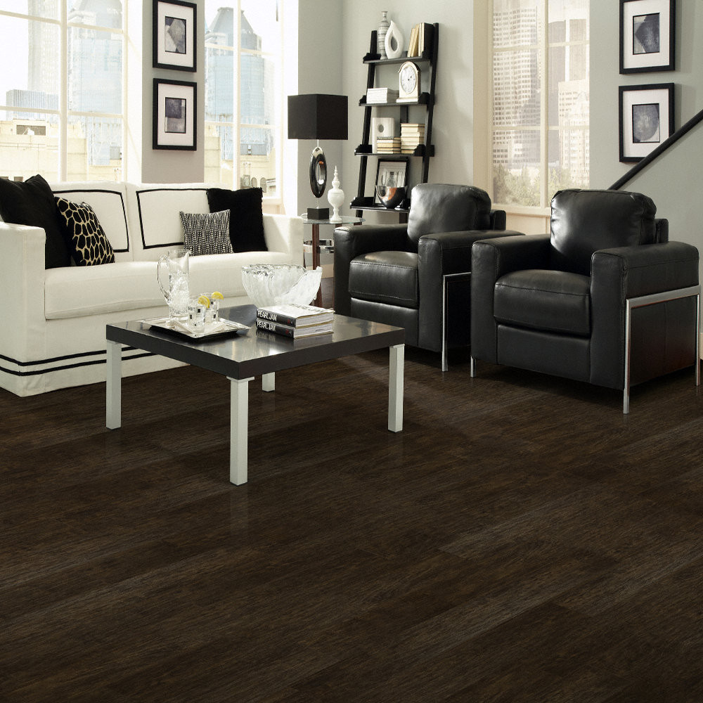 engineered hardwood flooring clearance closeout of 12mm pad black hills hickory dream home kensington manor within 10038691 room scene