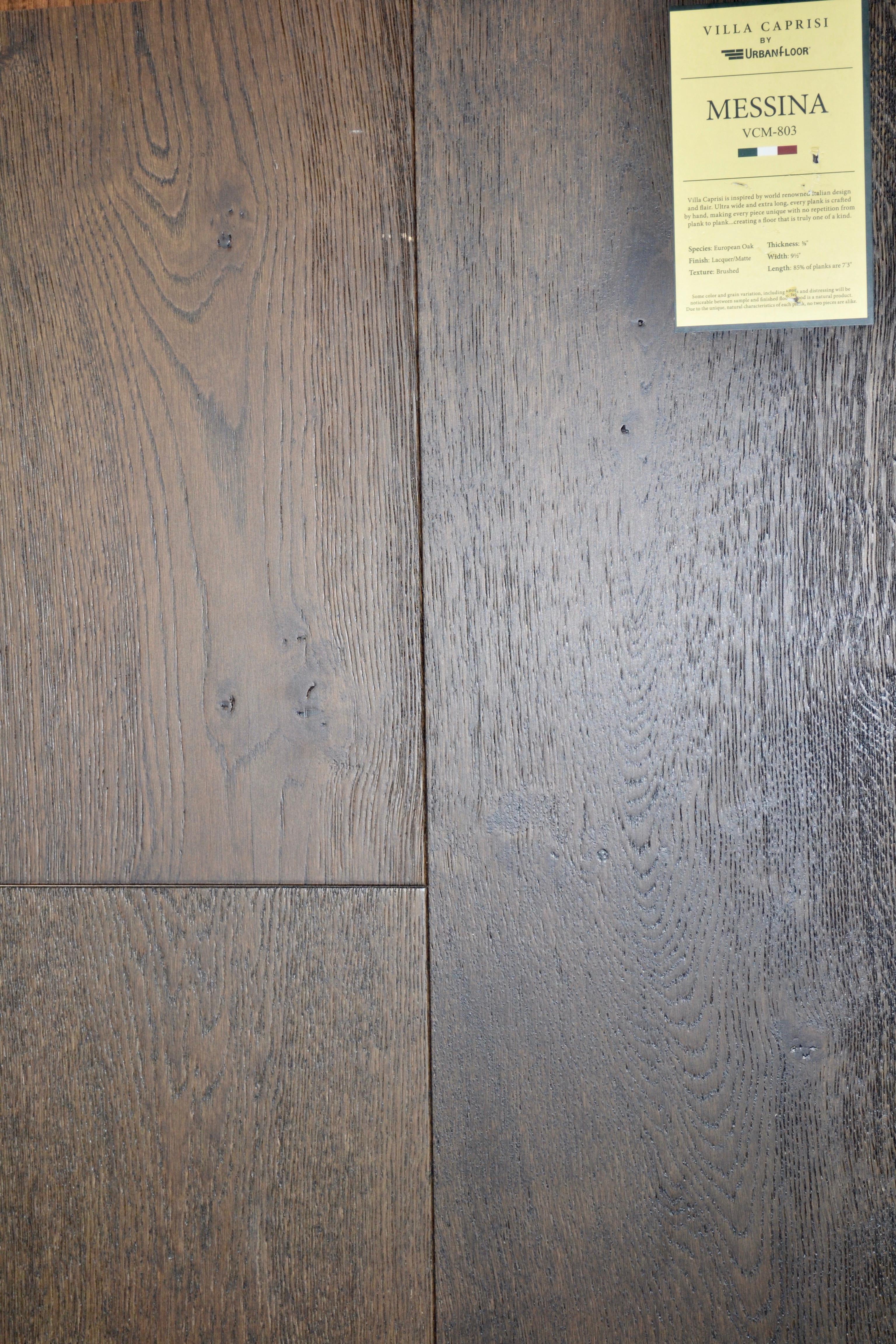 engineered hardwood flooring vs laminate flooring of villa caprisi fine european hardwood millennium hardwood regarding european style inspired designer oak floor messina by villa caprisi