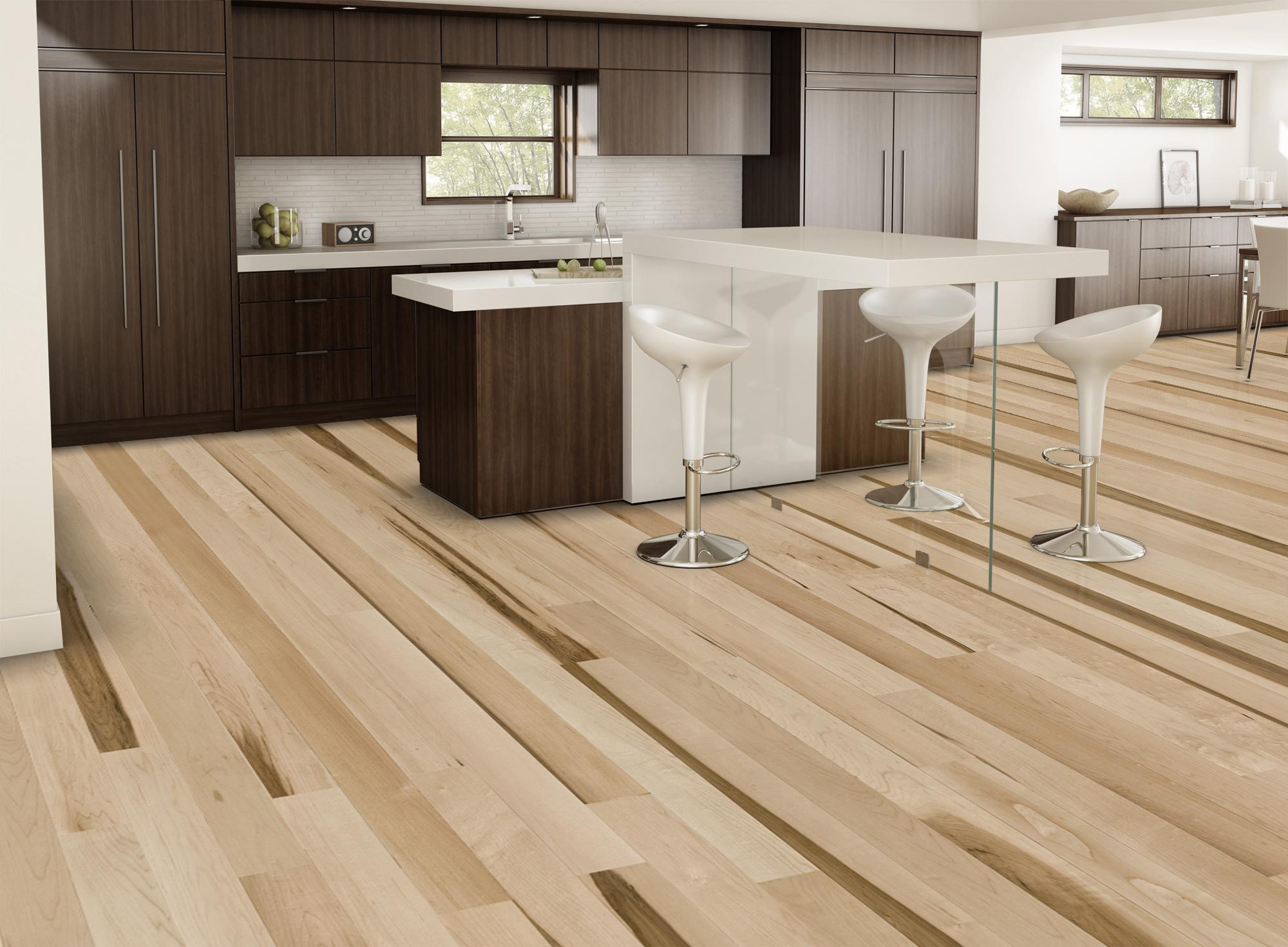 extra wide plank hardwood flooring of kingsmill natural maple 4 wide 3 4 solid hardwood flooring with regard to kingsmill natural maple 4 wide 3 4 solid hardwood flooring room