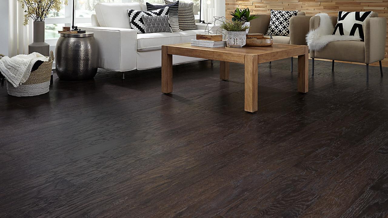 floating hardwood floor over tile of 3 8 x 5 espresso oak major brand lumber liquidators throughout major brand 3 8 x 5 espresso oak