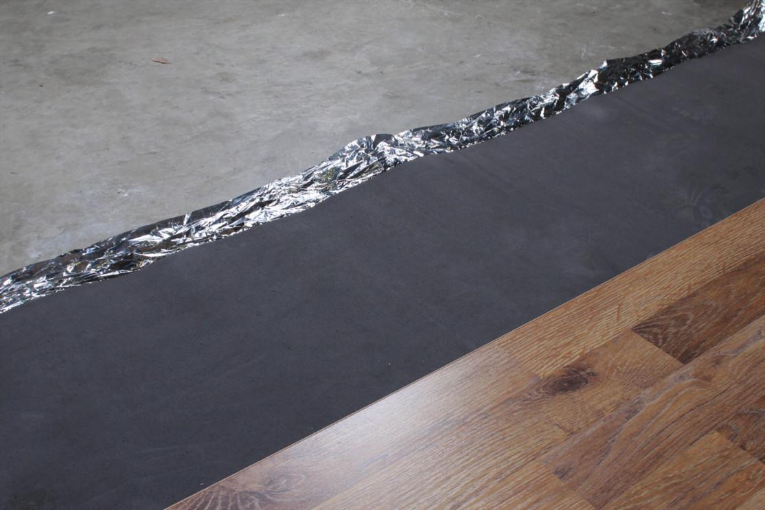 floating hardwood floor underlayment of how to install vapor 3 in 1 silver underlayment regarding how to install vapor 3 in 1 silver underlayment start laying your flooring