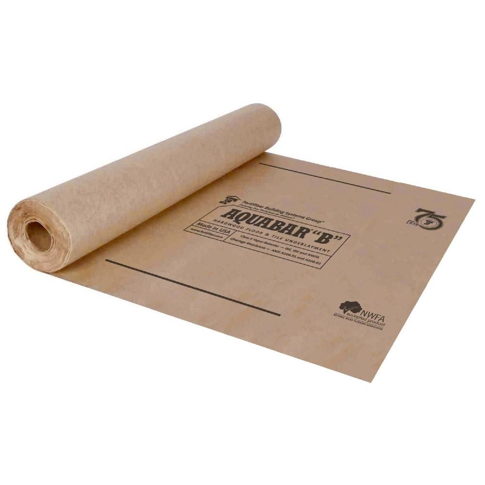 Foam Underlayment for Hardwood Floors Of Schluter Bekotec 2 Ft X 4 Ft X 1 375 In Studded Screed Panel Inside 500 Sq Ft Aquabar B Tile Underlayment Roll