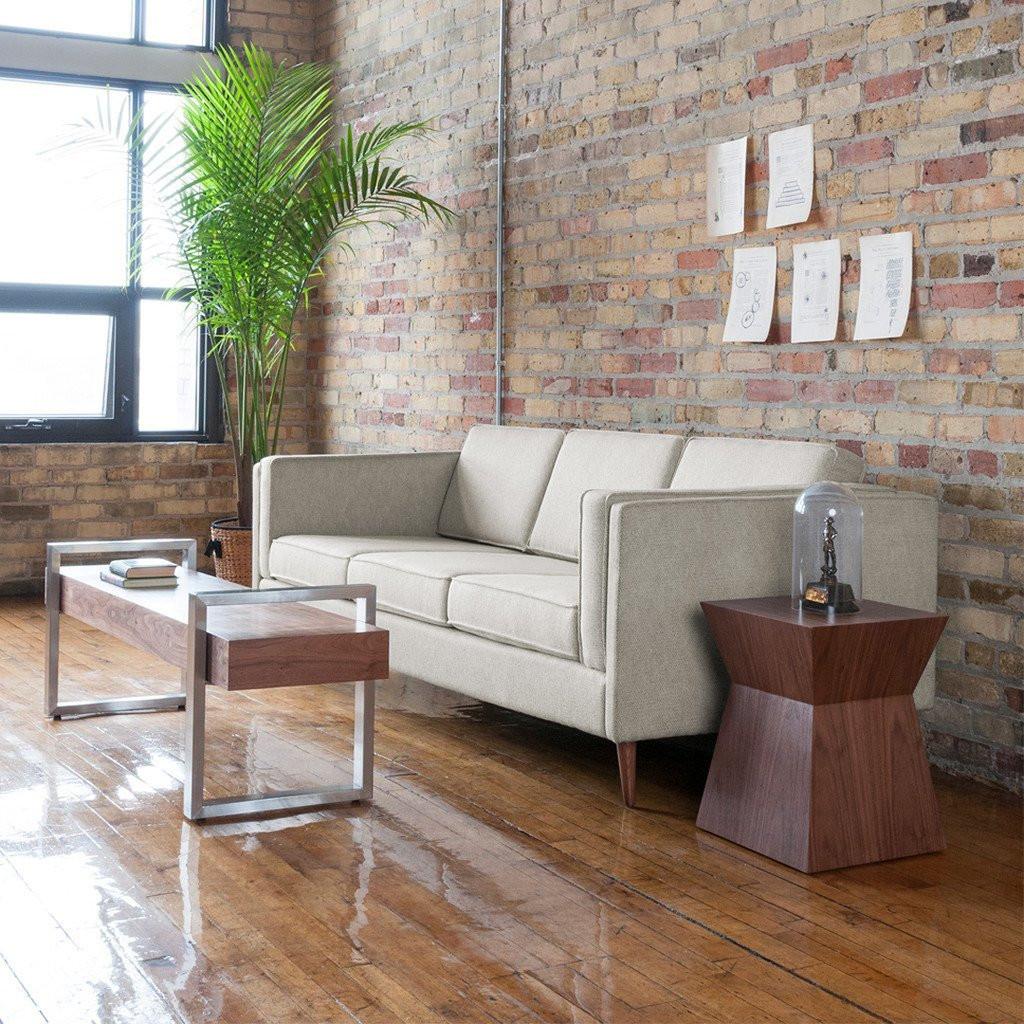 fsc hardwood flooring of adelaide sofa sofas sleepers gus modern pertaining to adelaide sofa leaside driftwood
