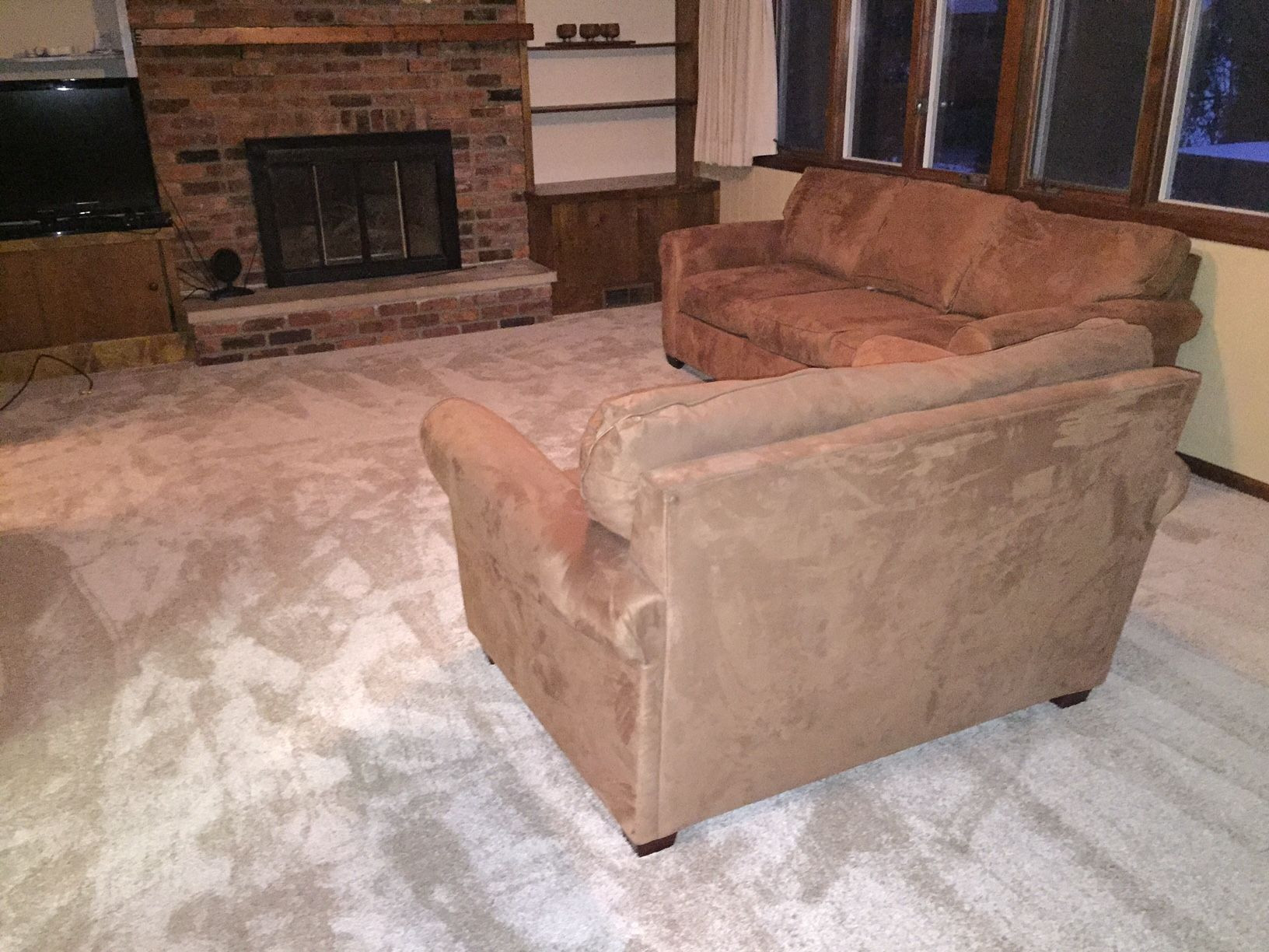 ginger hickory hardwood flooring of cheap carpet installation the carpet guys have installed this new intended for cheap carpet installation the carpet guys have installed this new cosmopolitan ginger which is