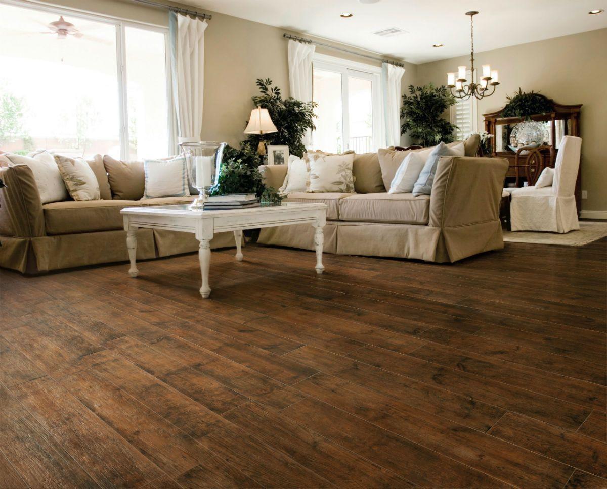 25 Best Hardwood and Tile Flooring together | Unique ...