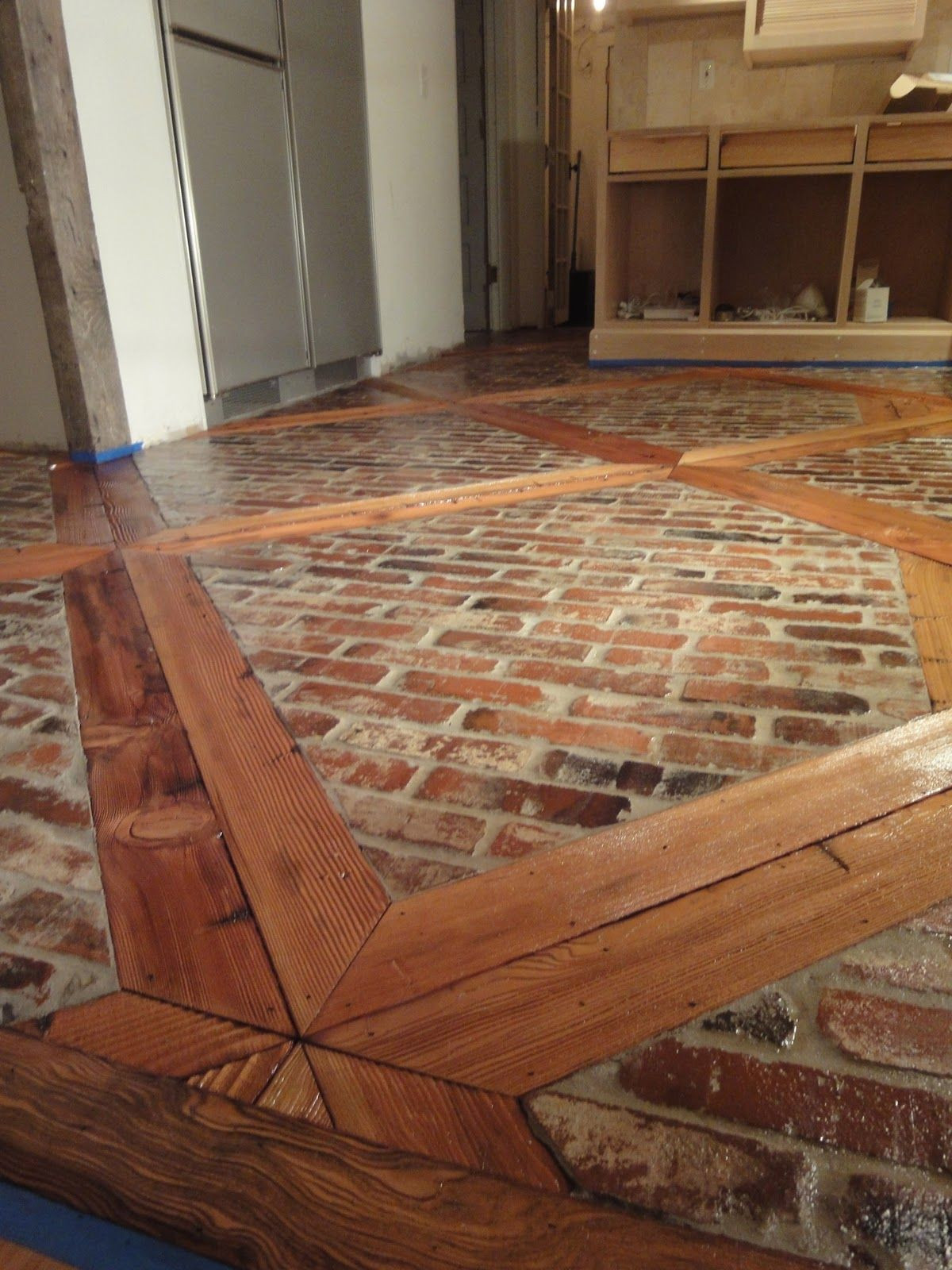 hardwood and tile flooring together of wood and tile floor new decorating an open floor plan living room intended for wood and tile floor sandblasted 2 x 4 and brick floor awesome photos step by step