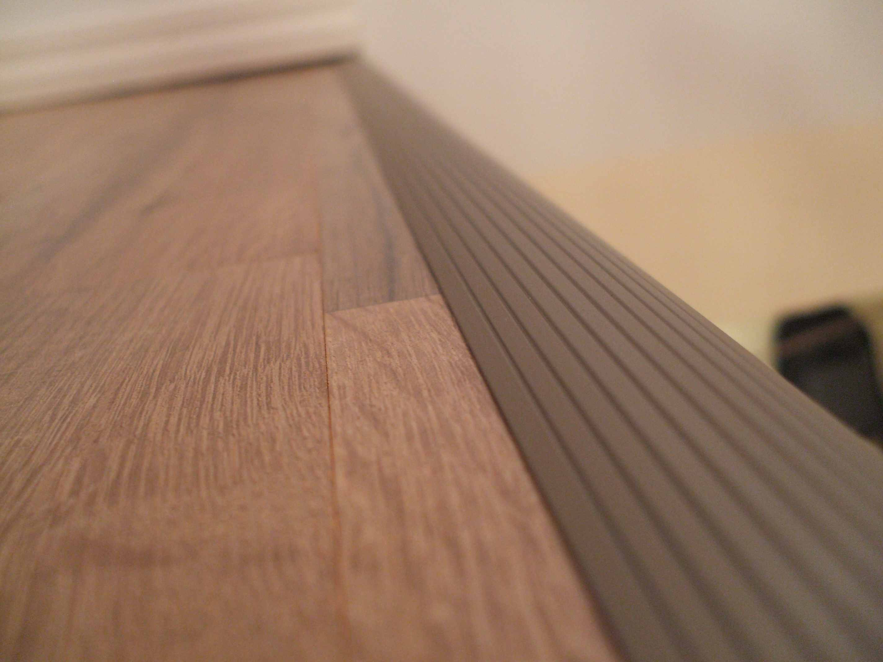 hardwood floor borders ideas of how to install a stair nosing strip with finished edging strip 56a49ca73df78cf77283409a jpg