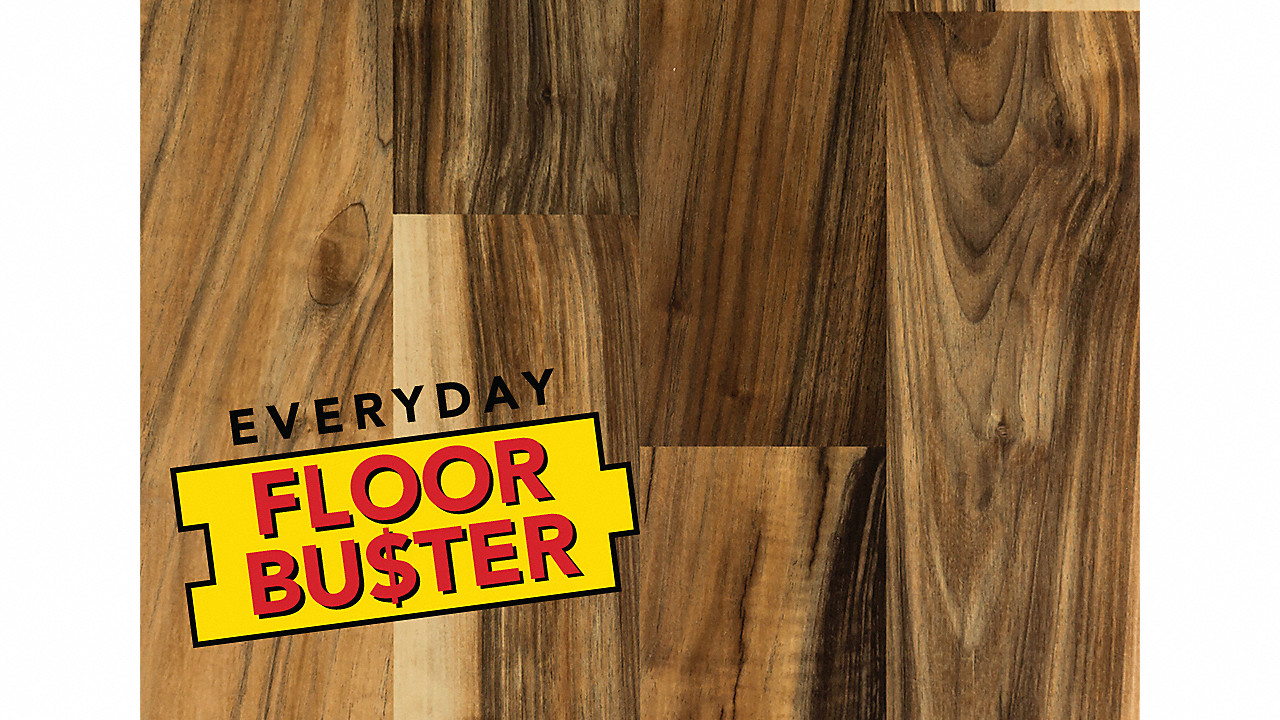 Hardwood Floor Care Scratches Of 8mm Heritage Walnut Dream Home Lumber Liquidators In Dream Home 8mm Heritage Walnut
