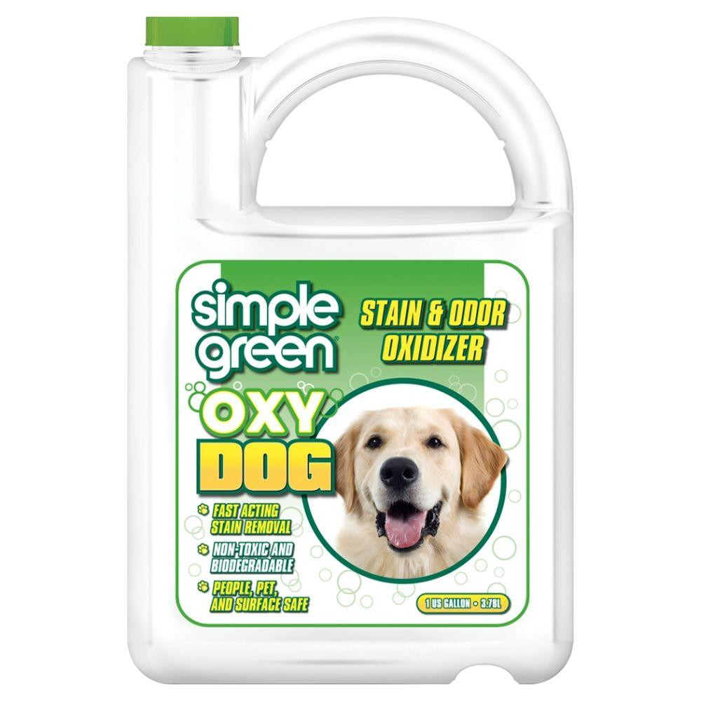 hardwood floor cleaner for pets of pet odor stain removers floor cleaning products the home depot intended for 128 oz
