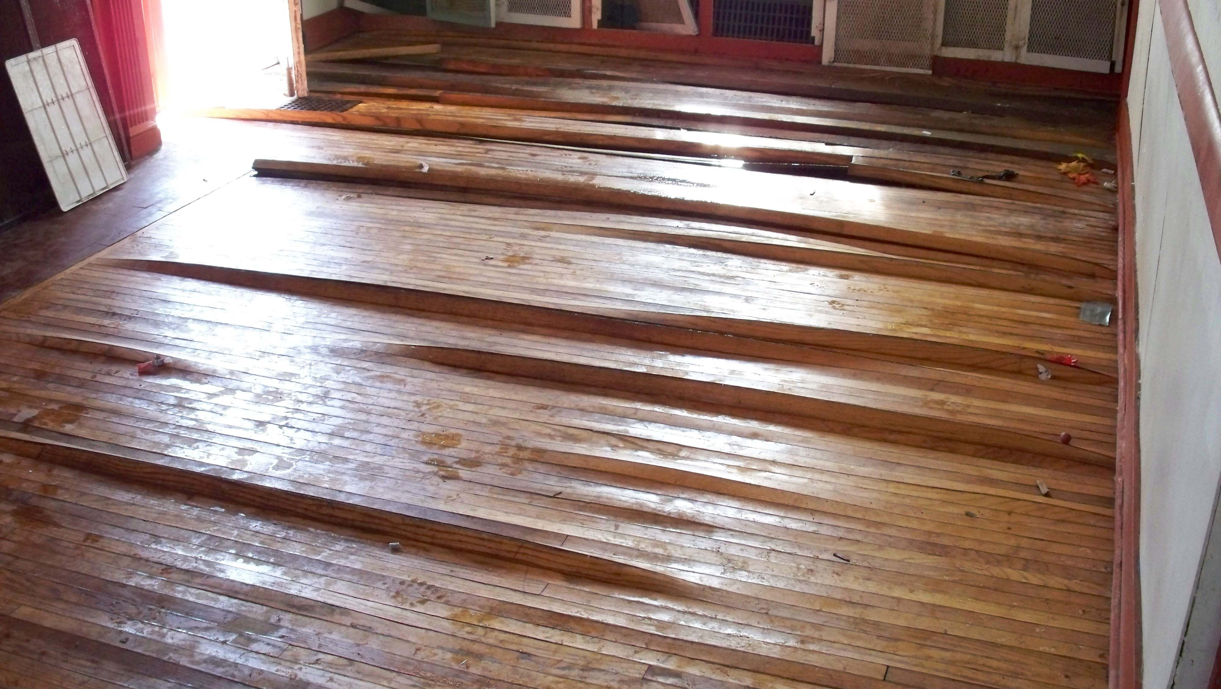 hardwood floor cleaner no residue of hardwood floor water damage warping hardwood floors pinterest regarding hardwood floor water damage warping