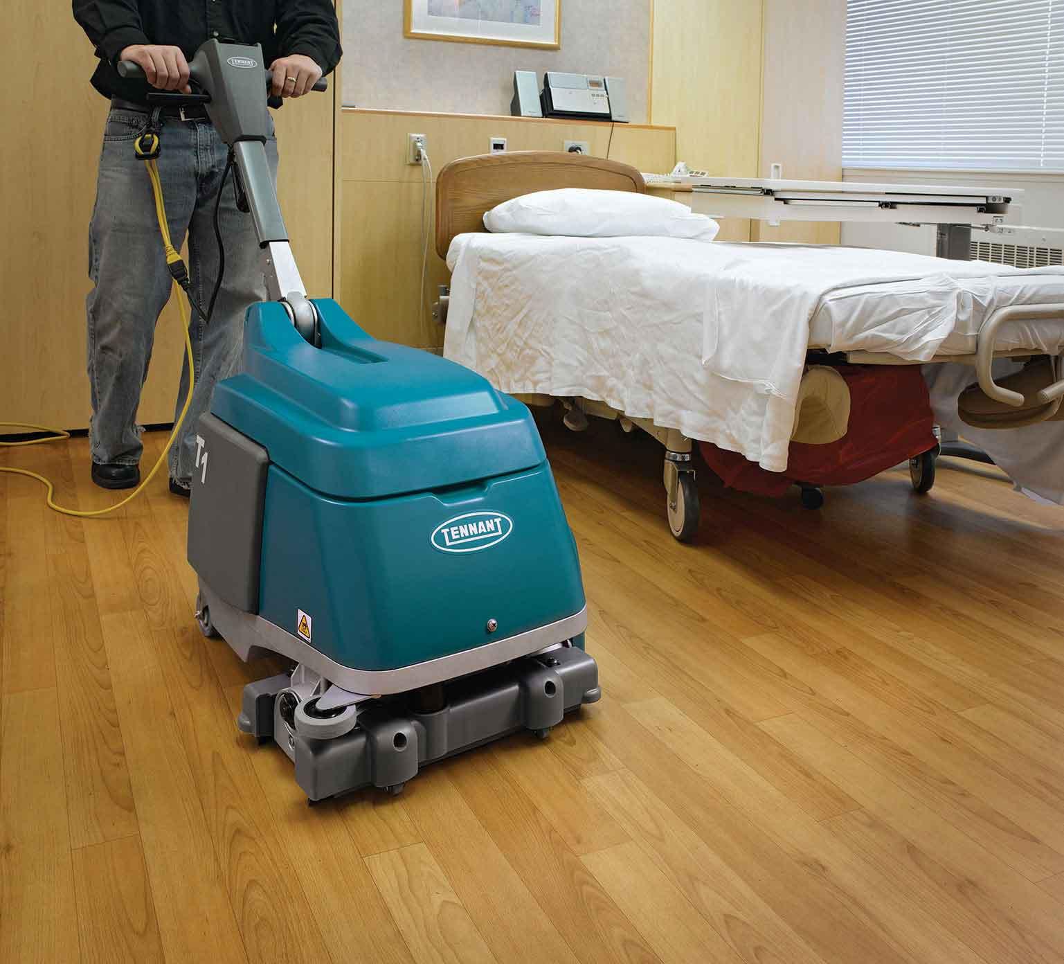 hardwood floor cleaner rental of t1 walk behind micro scrubber tennant company for t1 walk behind micro scrubber alt 4
