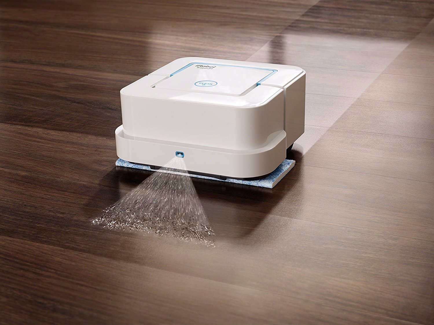 hardwood floor cleaner reviews of 12 smart home gadgets that practically clean the house for you inside pictured irobot braava jet 240 robot mop 169 available at amazonirobot