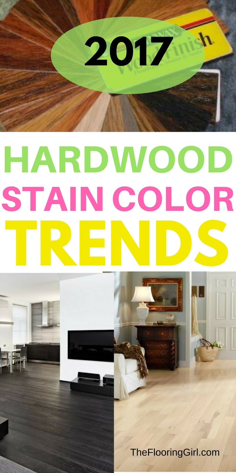hardwood floor color with white cabinets of hardwood flooring stain color trends 2018 more from the flooring in hardwood flooring stain color trends for 2017 hardwood colors that are in style theflooringgirl com