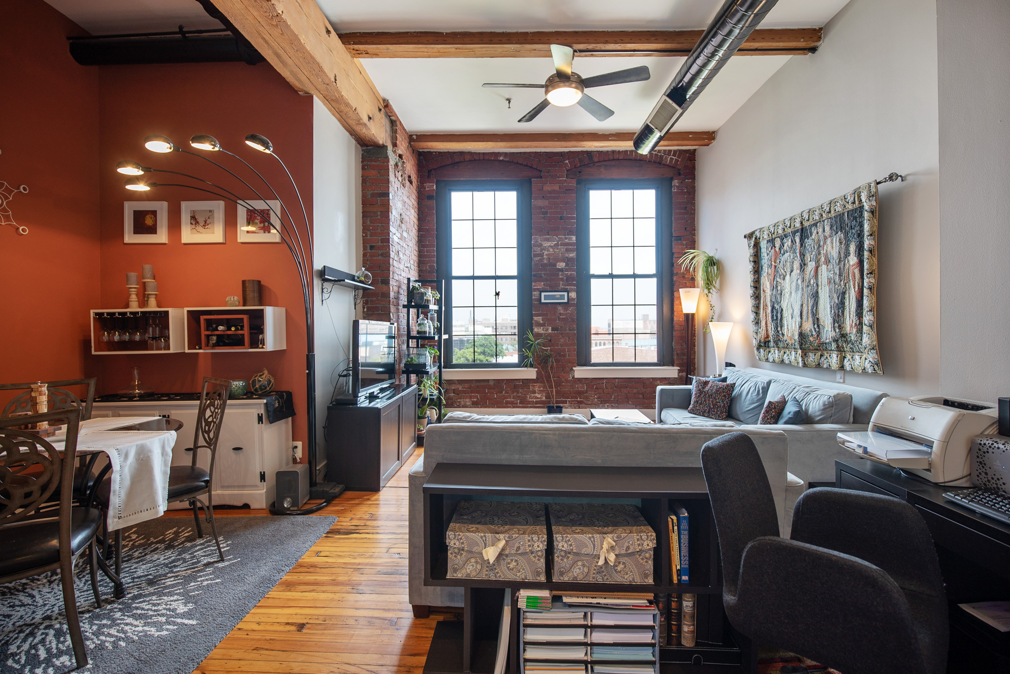 hardwood floor cost per square foot calculator of philadelphia homes neighborhoods architecture and real estate with regard to charming home in old city hoopskirt factory wants 295k