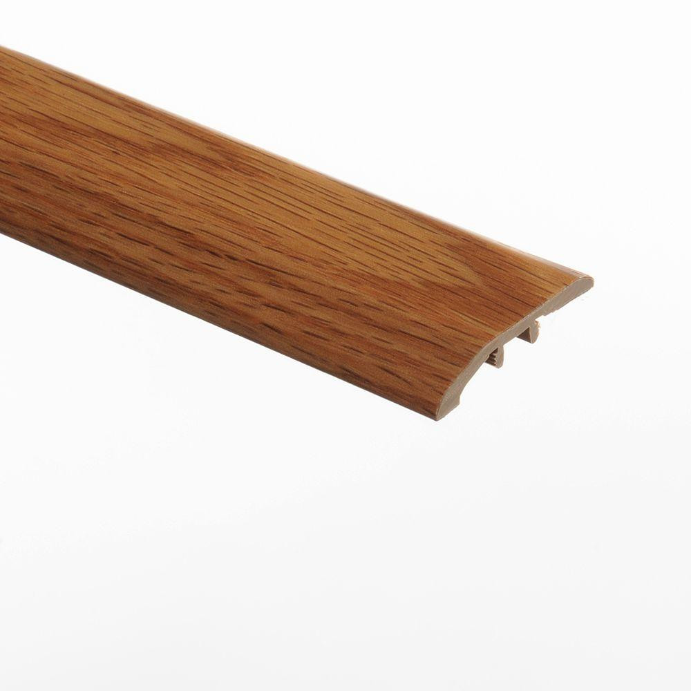 hardwood floor end cap molding of autumn oak 5 16 in thick x 1 3 4 in wide x 72 in length within autumn oak 5 16 in thick x 1 3 4 in wide x 72 in length vinyl multi purpose reducer molding brown