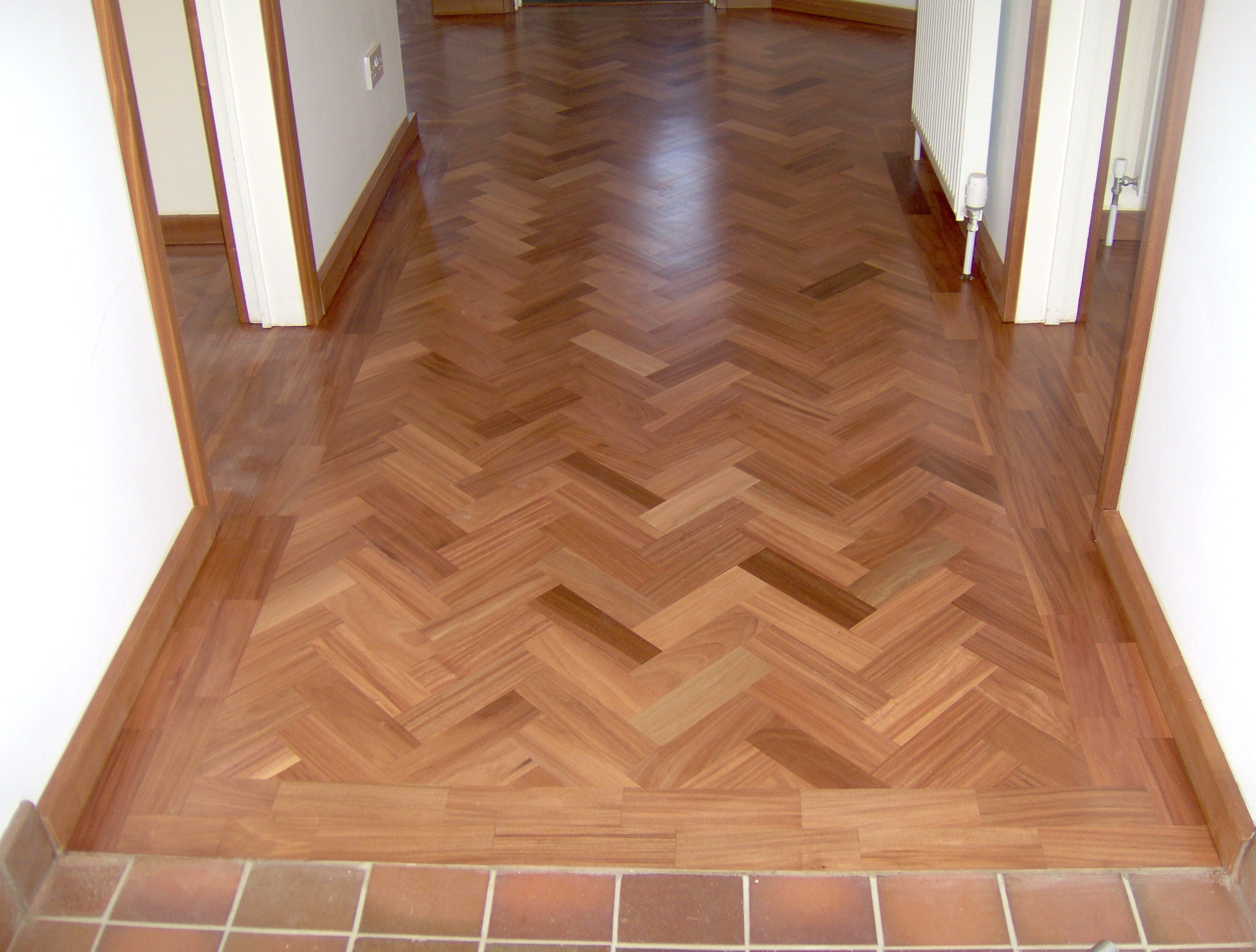 hardwood floor examples of gorgeous reformed home with parkay floor remarkable white wall and with hallway and bedrooms parquet flooring wooden flooring parkay flooring floors floor design