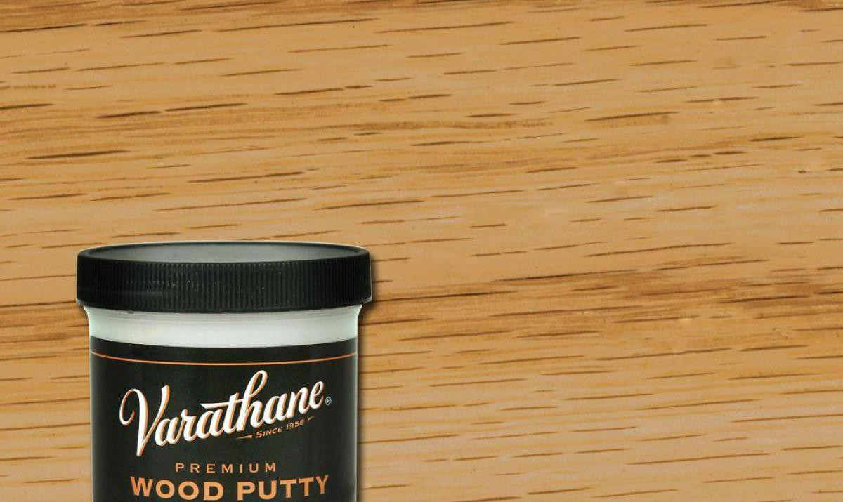hardwood floor filler home depot of non hardening wood filler wooden thing throughout varathane 16 oz natural wood putty case of 4 215200 the home depot