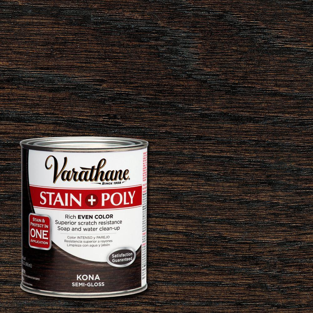 hardwood floor finishes satin or gloss of water based lacquer polyurethane the home depot intended for 1 qt